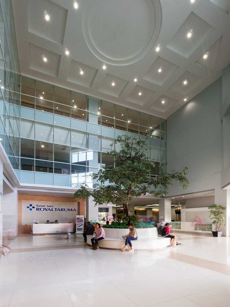 Insada Integrated Design Team Royal Taruma Hospital Jl. Daan Mogot No.34, Rt.8/rw.1, Tj. Duren Utara, Grogol Petamburan, Kota Jakarta Barat, Daerah Khusus Ibukota Jakarta 11470, Indonesia Jl. Daan Mogot No.34, Rt.8/rw.1, Tj. Duren Utara, Grogol Petamburan, Kota Jakarta Barat, Daerah Khusus Ibukota Jakarta 11470, Indonesia Insada-Integrated-Design-Team-Royal-Taruma-Hospital   68267