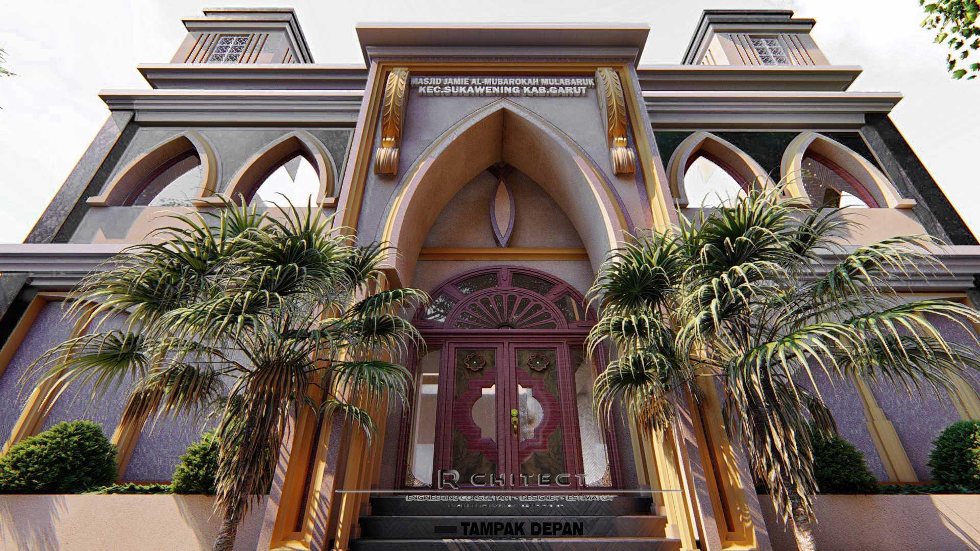 Rchitect Masjid Al-Mubarokah Sukawening, Kabupaten Garut, Jawa Barat, Indonesia Sukawening, Kabupaten Garut, Jawa Barat, Indonesia Rchitect-Masjid-Al-Mubarokah   75338