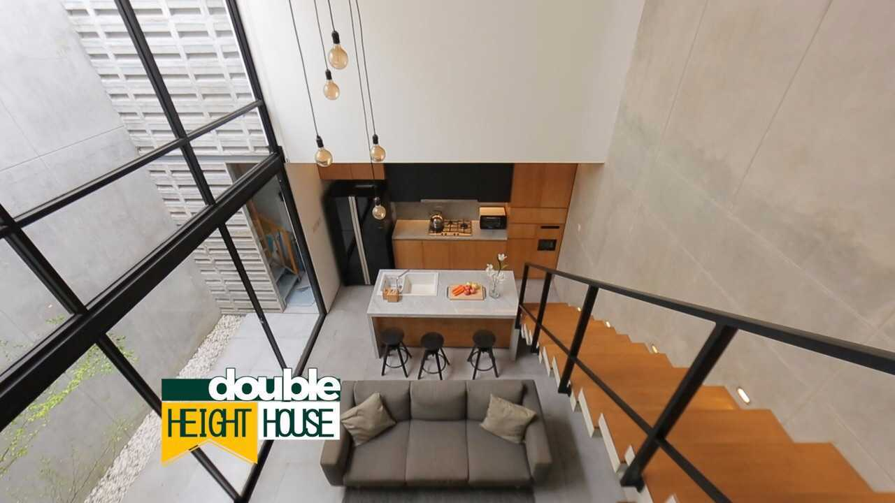 Broadgate Double Height House Jakarta Timur, Kota Jakarta Timur, Daerah Khusus Ibukota Jakarta, Indonesia Jakarta Timur, Kota Jakarta Timur, Daerah Khusus Ibukota Jakarta, Indonesia Broadgate-Double-Height-House   69980