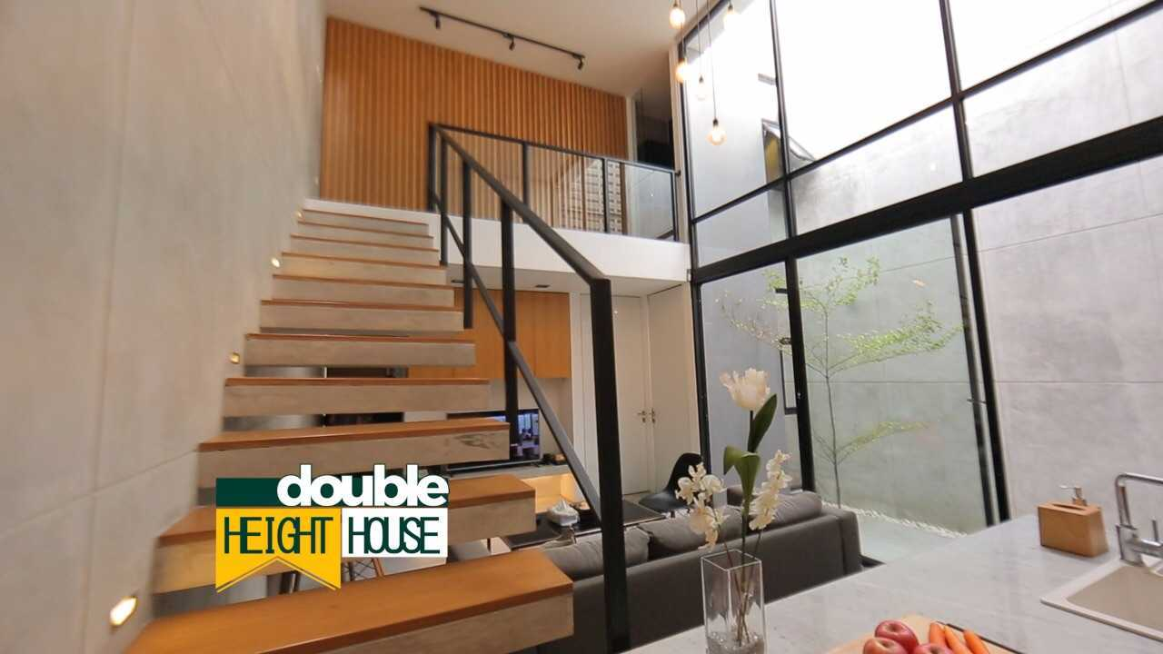 Broadgate Double Height House Jakarta Timur, Kota Jakarta Timur, Daerah Khusus Ibukota Jakarta, Indonesia Jakarta Timur, Kota Jakarta Timur, Daerah Khusus Ibukota Jakarta, Indonesia Broadgate-Double-Height-House   69981