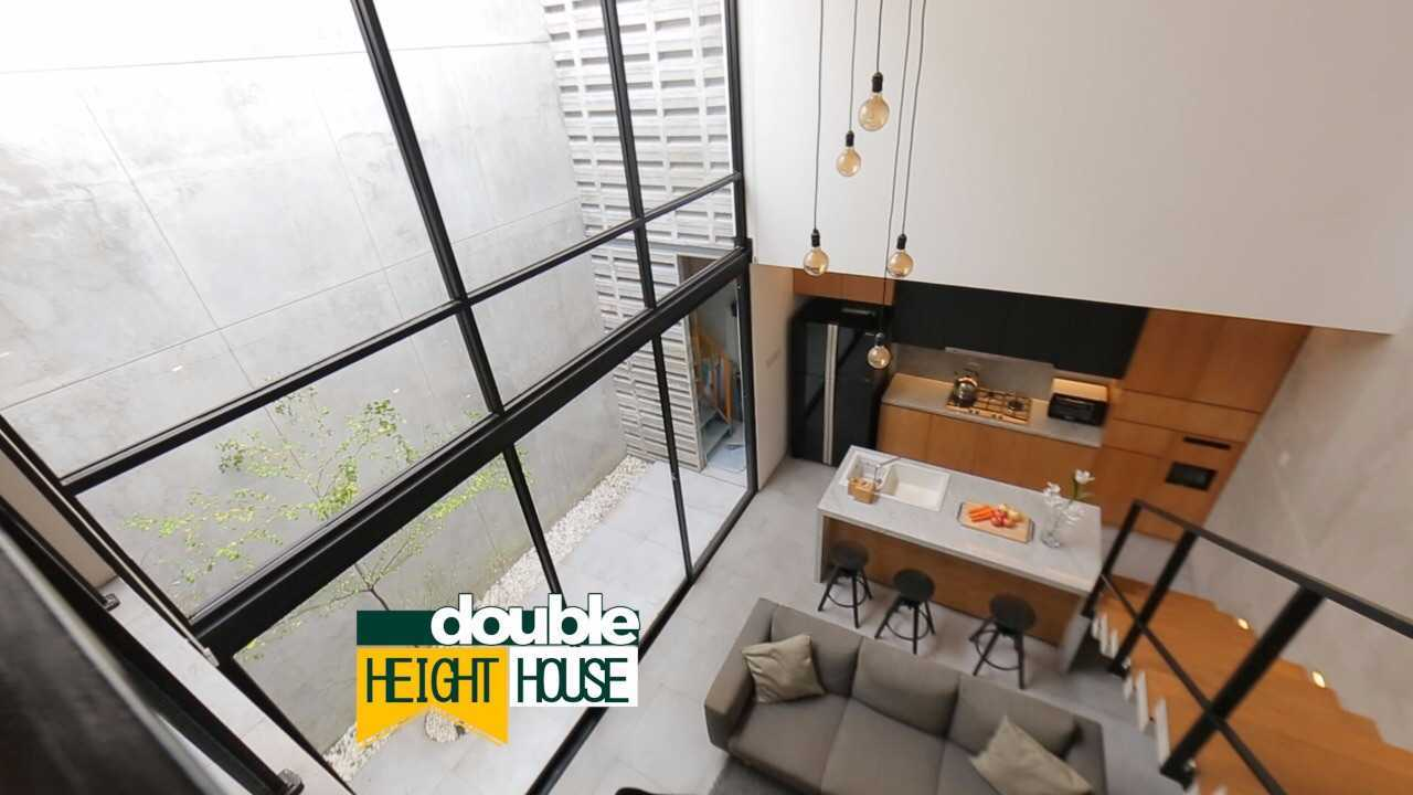 Broadgate Double Height House Jakarta Timur, Kota Jakarta Timur, Daerah Khusus Ibukota Jakarta, Indonesia Jakarta Timur, Kota Jakarta Timur, Daerah Khusus Ibukota Jakarta, Indonesia Broadgate-Double-Height-House   69983