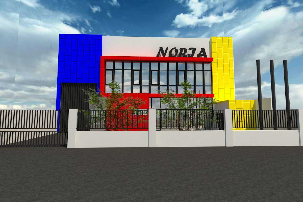 Cds Studio Noria Indonesia Warehouse & Office Cikarang, Bekasi, Jawa Barat, Indonesia Cikarang, Bekasi, Jawa Barat, Indonesia Cds-Studio-Noria-Indonesia-Warehouse-Office   70413