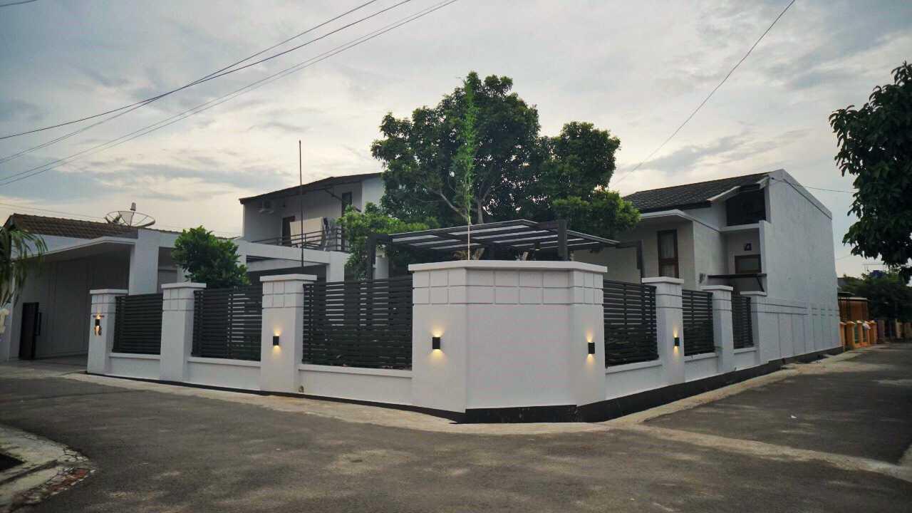 Aksioma Design & Construction Wh House Way Halim, Kota Bandar Lampung, Lampung, Indonesia Way Halim, Kota Bandar Lampung, Lampung, Indonesia Aksioma-Design-Construction-Wh-House   71341