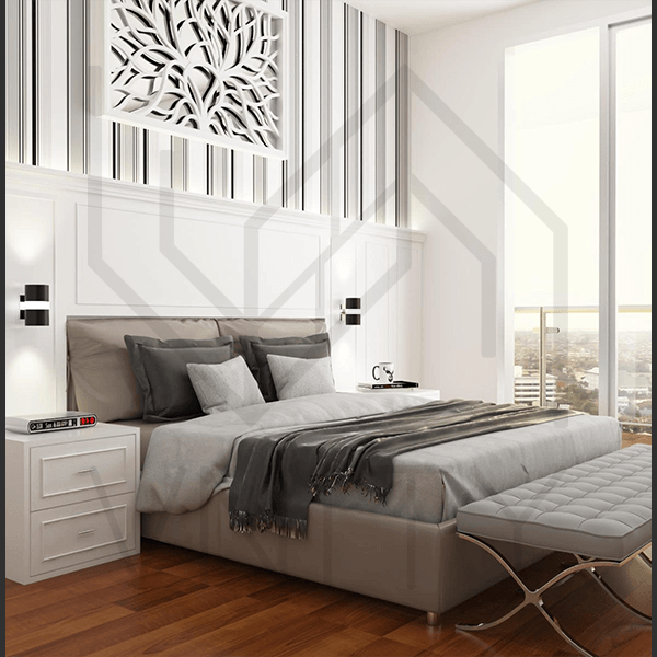 Vnity Studio Makassar Modern Classic Style Bedroom Makassar, Kota Makassar, Sulawesi Selatan, Indonesia Makassar, Kota Makassar, Sulawesi Selatan, Indonesia Vnity-Studio-Makassar-Modern-Classic-Style-Bedroom Modern  71844