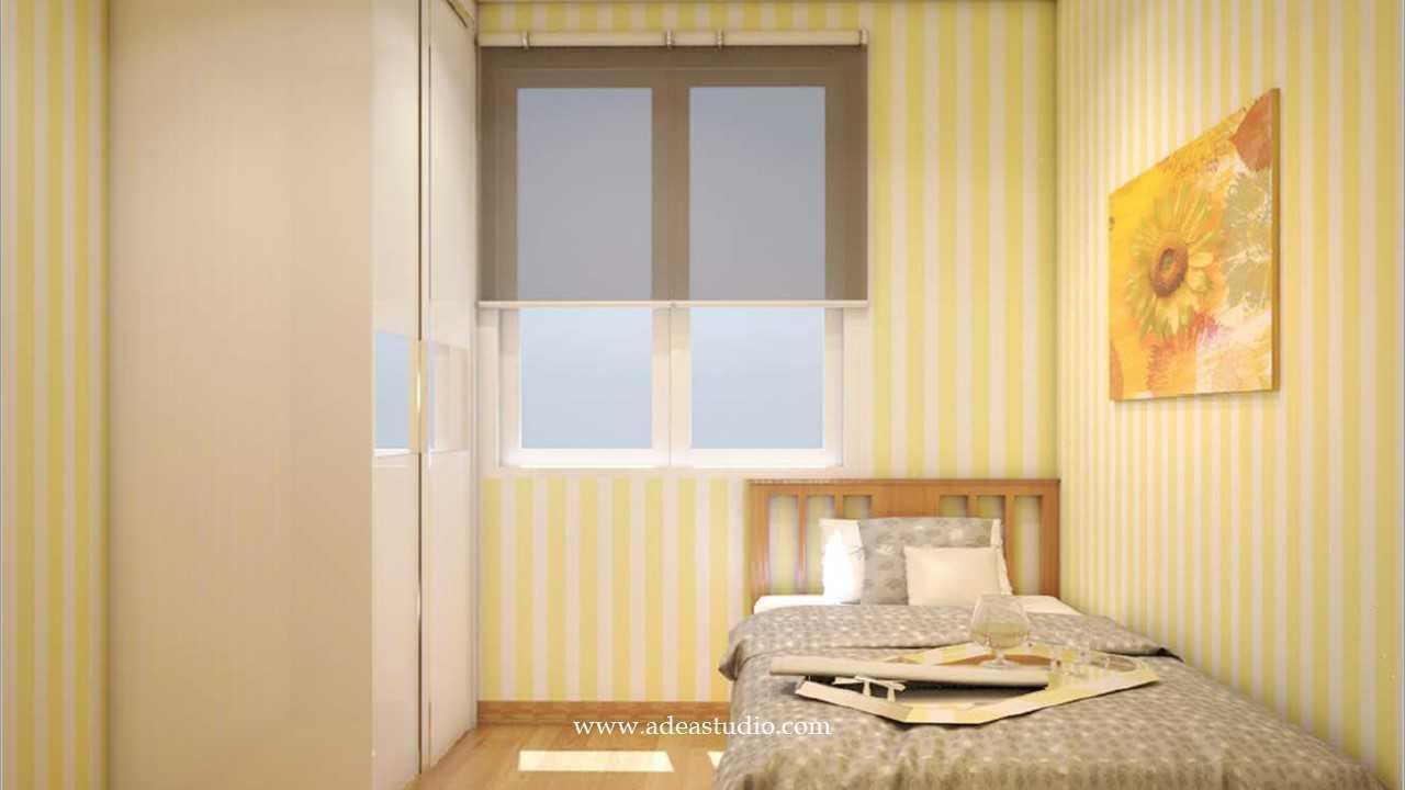 Adea Studio 2-Bed Room Apartment Show Unit Jakarta, Daerah Khusus Ibukota Jakarta, Indonesia Jakarta, Daerah Khusus Ibukota Jakarta, Indonesia Adea-Studio-2-Bed-Room-Apartment-Show-Unit Modern  75497