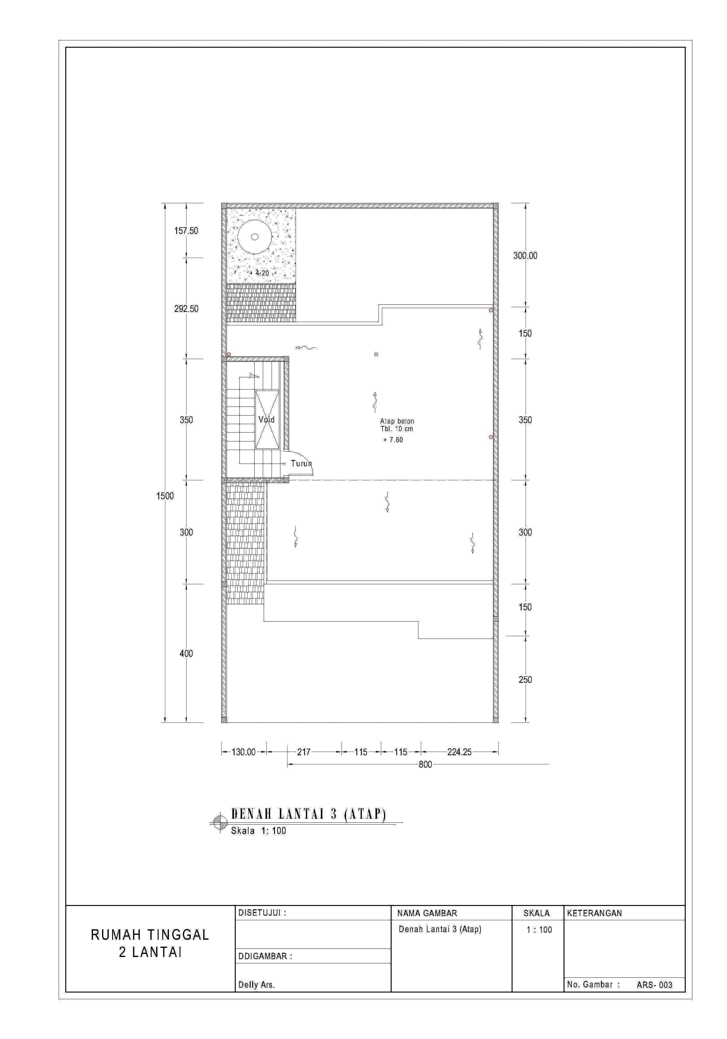 Arsein_Design Bangunan Rumah Tinggal 3Lt Semarang, Kota Semarang, Jawa Tengah, Indonesia Semarang, Kota Semarang, Jawa Tengah, Indonesia Arseindesign-Bangunan-Rumah-Tinggal-3Lt   82474