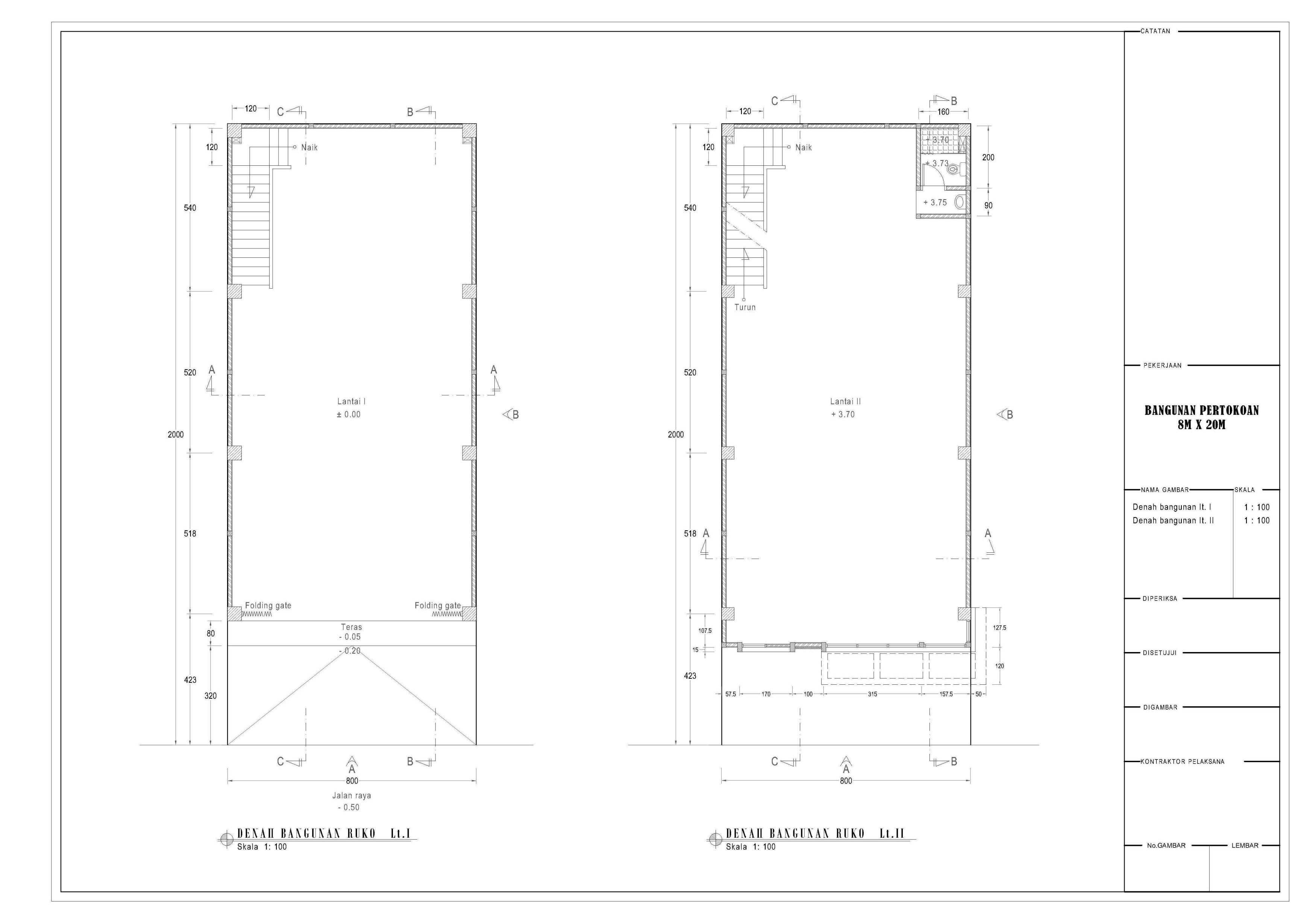 Arsein_Design Bangunan Ruko 3Lt Semarang, Kota Semarang, Jawa Tengah, Indonesia Semarang, Kota Semarang, Jawa Tengah, Indonesia Arseindesign-Bangunan-Rukoo-3Lt   82477