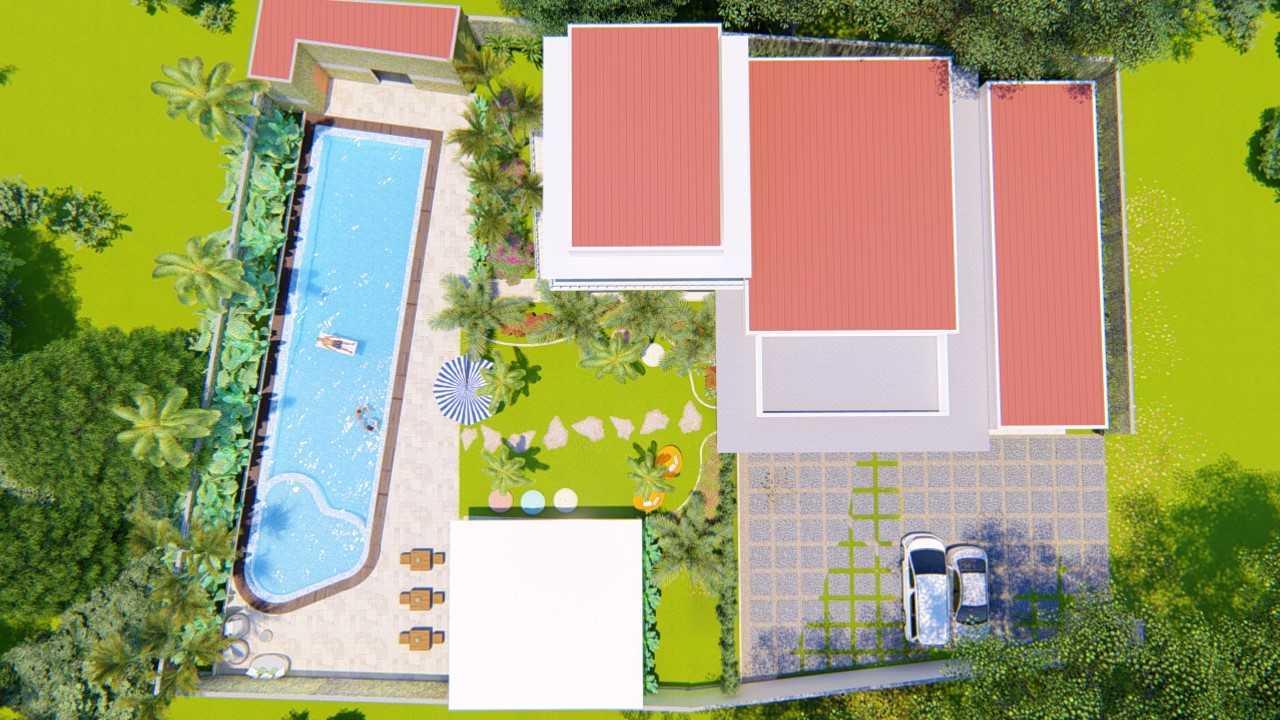 Sujud Gunawan Studio Bali Garden Pool And Villa Jonggol, Bogor, Jawa Barat, Indonesia Jonggol, Bogor, Jawa Barat, Indonesia Sujud-Gunawan-Studio-Singhasari-Inn   66945
