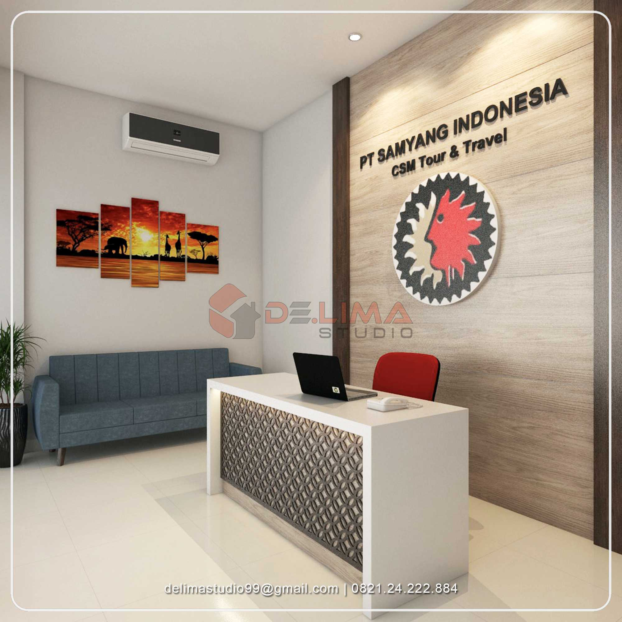 Delima Studio Office At Cikarang Sukamahi, Kec. Cikarang Pusat, Bekasi, Jawa Barat 17530, Indonesia Sukamahi, Kec. Cikarang Pusat, Bekasi, Jawa Barat 17530, Indonesia Delima-Studio-Office-At-Cikarang Modern Lobi Lantai 1 77707