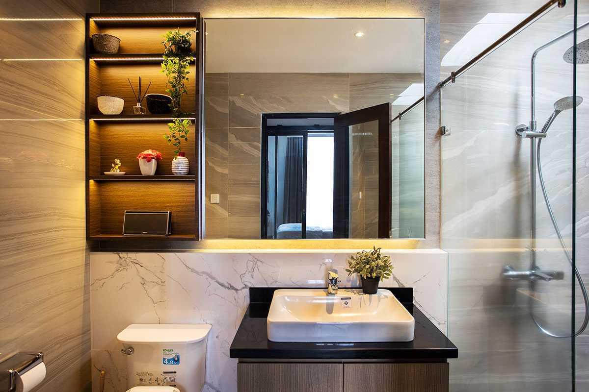 Vindo Design Urban House 2.0 Jakarta Selatan, Kota Jakarta Selatan, Daerah Khusus Ibukota Jakarta, Indonesia Jakarta Selatan, Kota Jakarta Selatan, Daerah Khusus Ibukota Jakarta, Indonesia Master Bathroom   90380