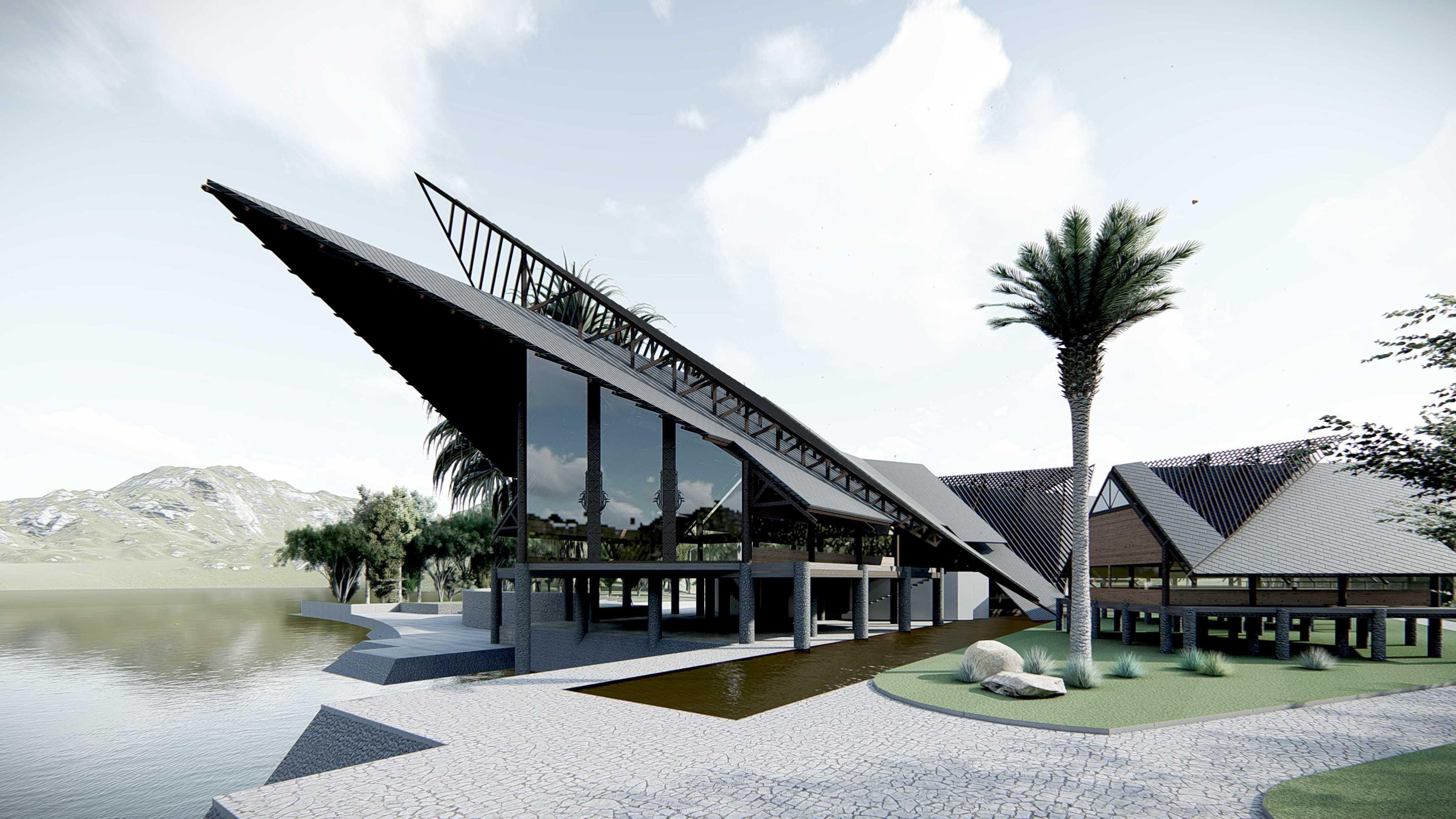Studiofeu Al-Busro Mosque Kalimantan Tengah, Indonesia Kalimantan Tengah, Indonesia Studiofeu-Al-Busro-Mosque   78367
