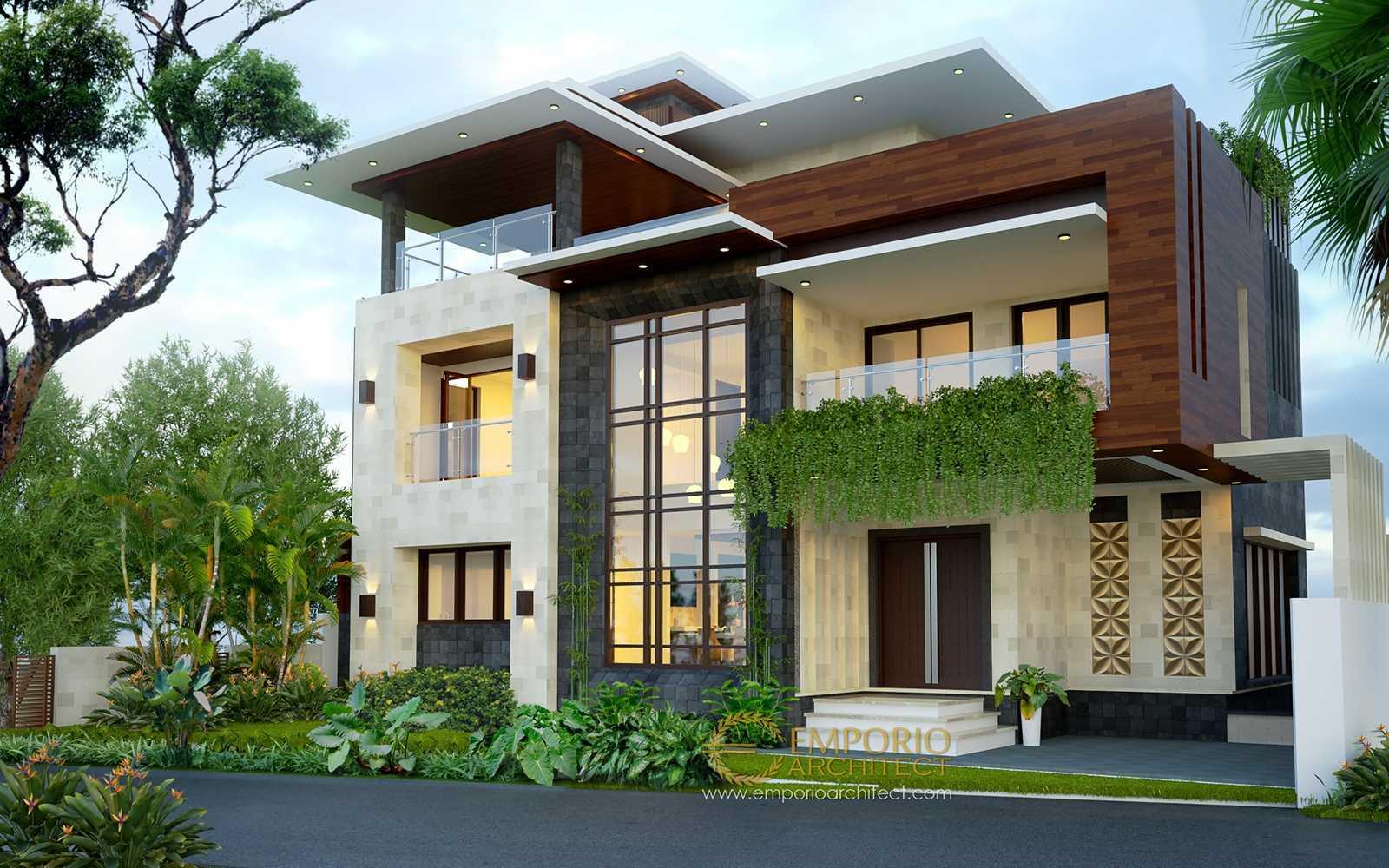 Emporio Architect Desain Rumah Modern Tropis 422 @ Banglore, India Bengaluru, Karnataka, India Bengaluru, Karnataka, India Emporio-Architect-Desain-Rumah-Modern-Tropis-422-Banglore-India Modern  74934