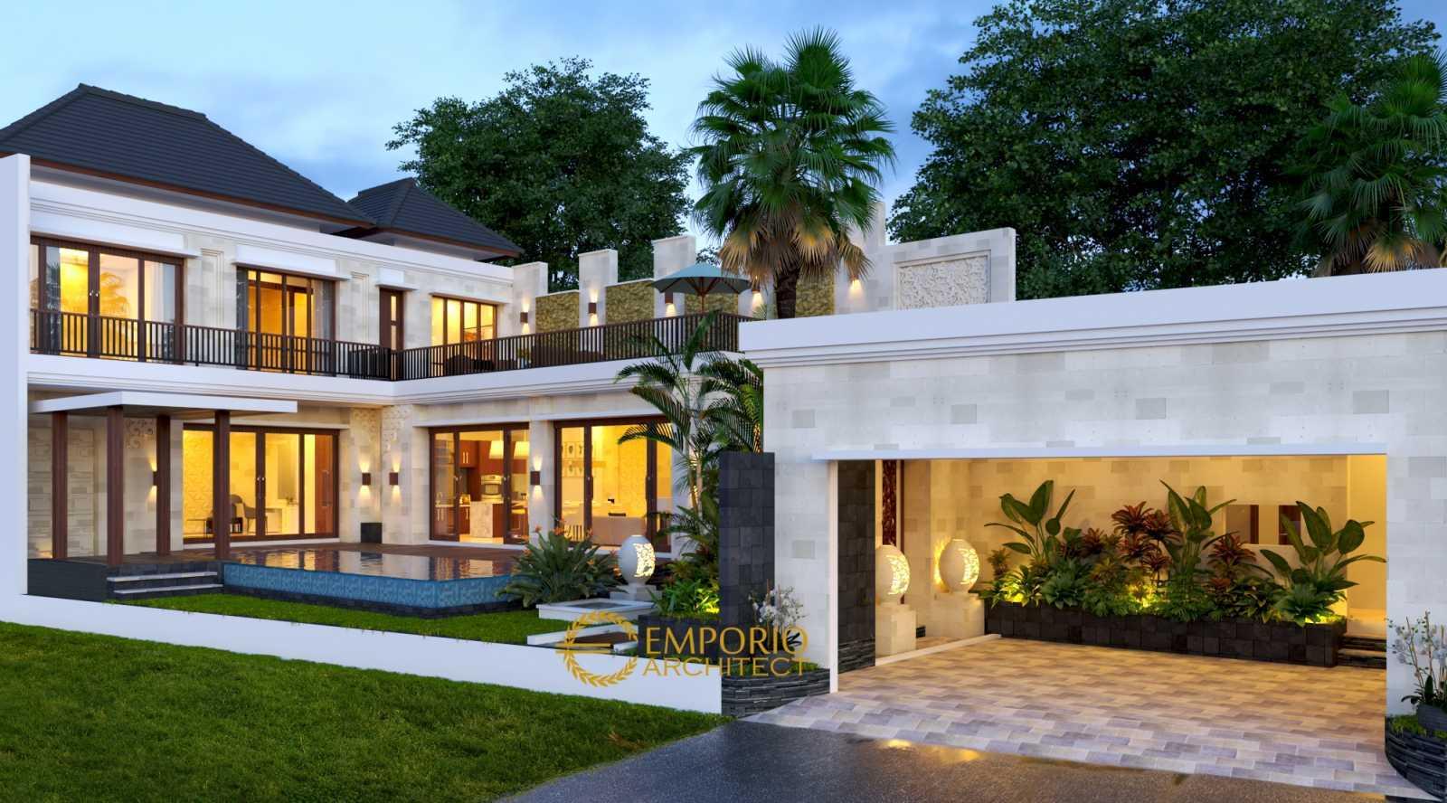 Emporio Architect Desain Rumah Villa Bali Tropis 587 @ Jimbaran, Badung, Bali Jimbaran, Kec. Kuta Sel., Kabupaten Badung, Bali, Indonesia Jimbaran, Kec. Kuta Sel., Kabupaten Badung, Bali, Indonesia Emporio-Architect-Desain-Rumah-Villa-Bali-Tropis-587-Jimbaran-Badung-Bali Tropical  76055
