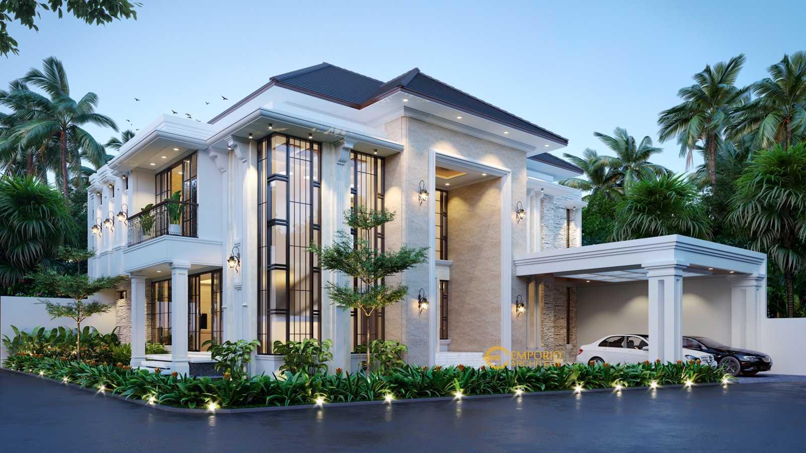 Photo emporio-architect-desain-rumah-classic-tropis-590 ...