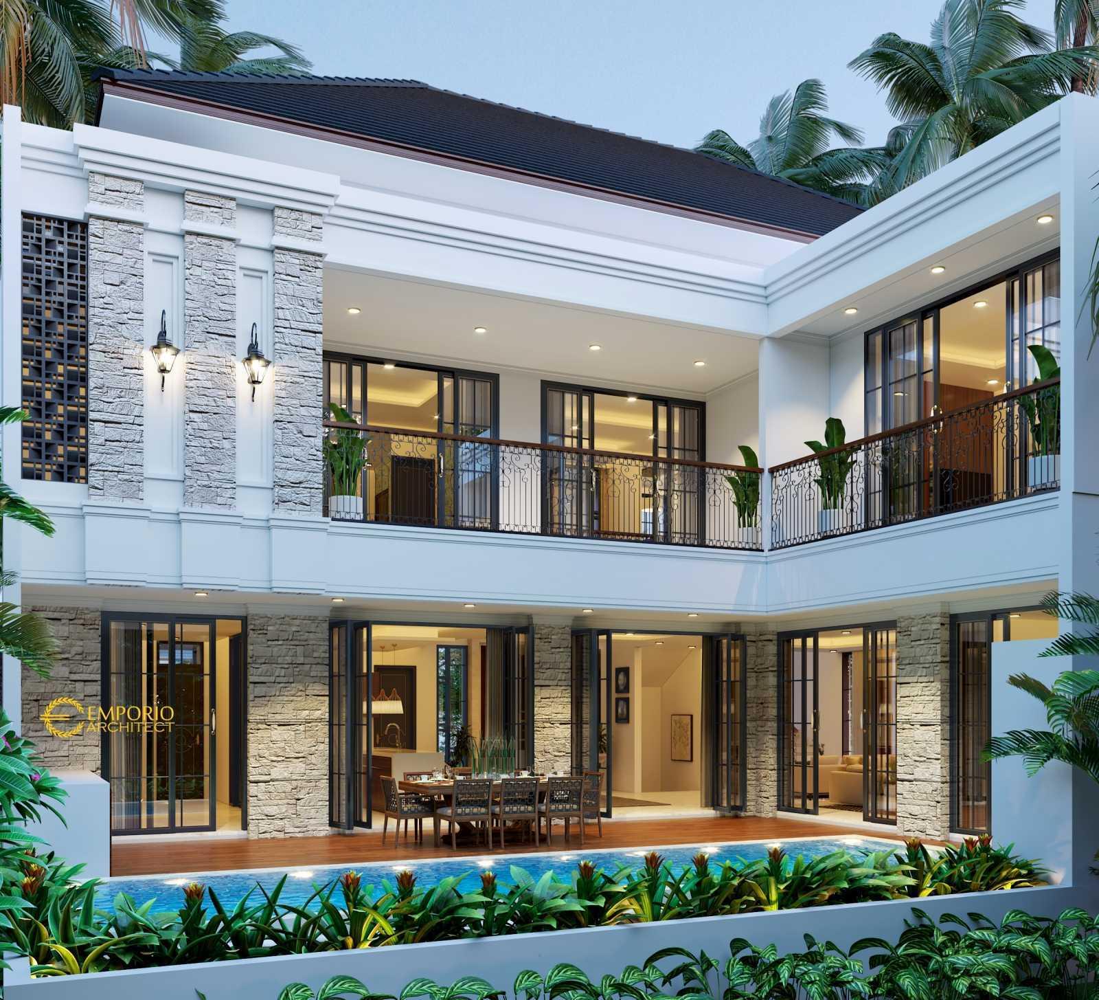 Emporio Arsitek: Photo Emporio-architect-desain-rumah-classic-tropis-590