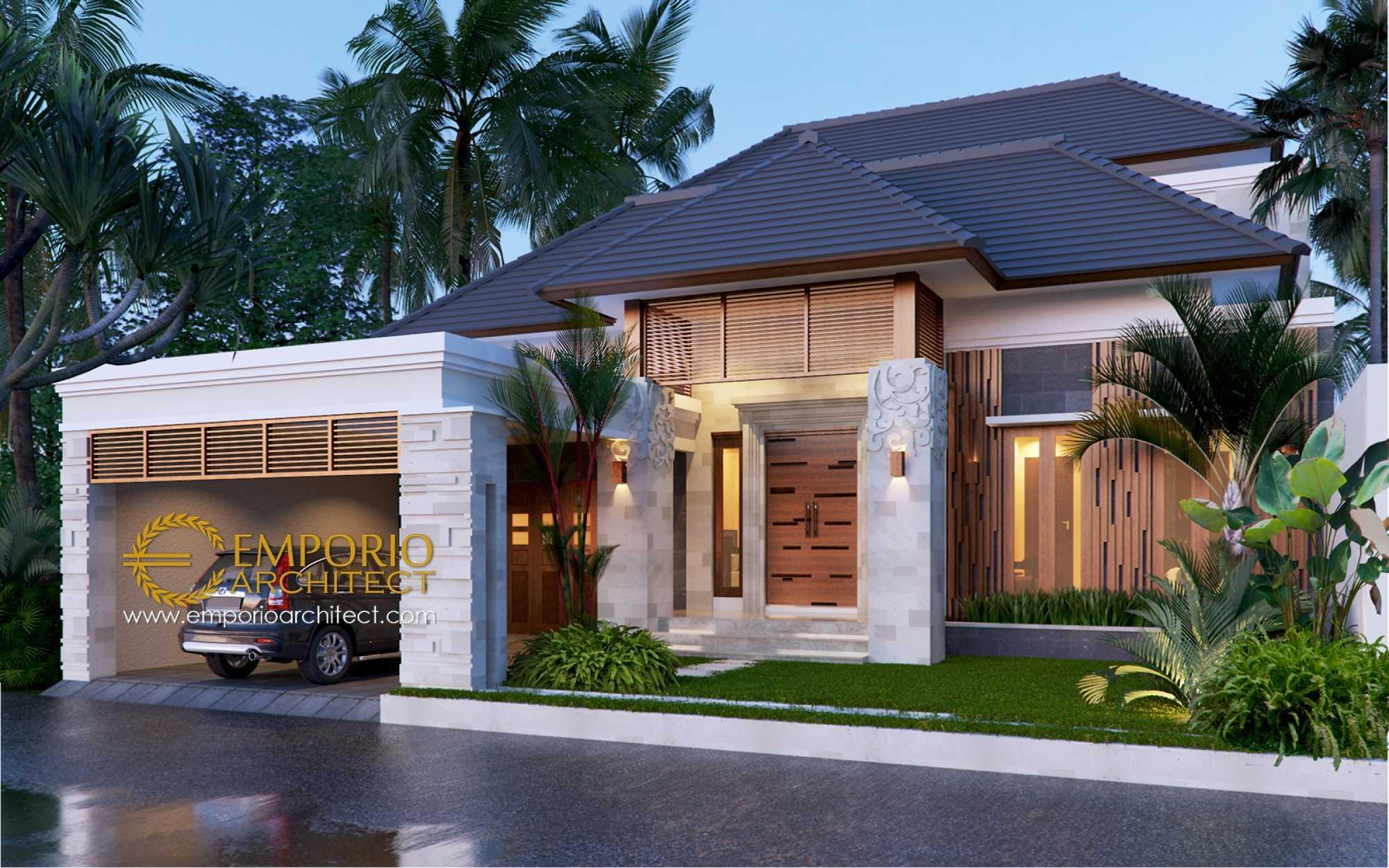 Emporio Architect Desain Rumah Villa Bali Tropis 381 @ Jawa Tengah Jawa Tengah, Indonesia Jawa Tengah, Indonesia Emporio-Architect-Desain-Rumah-Villa-Bali-Tropis-381-Jawa-Tengah Tropical  76575