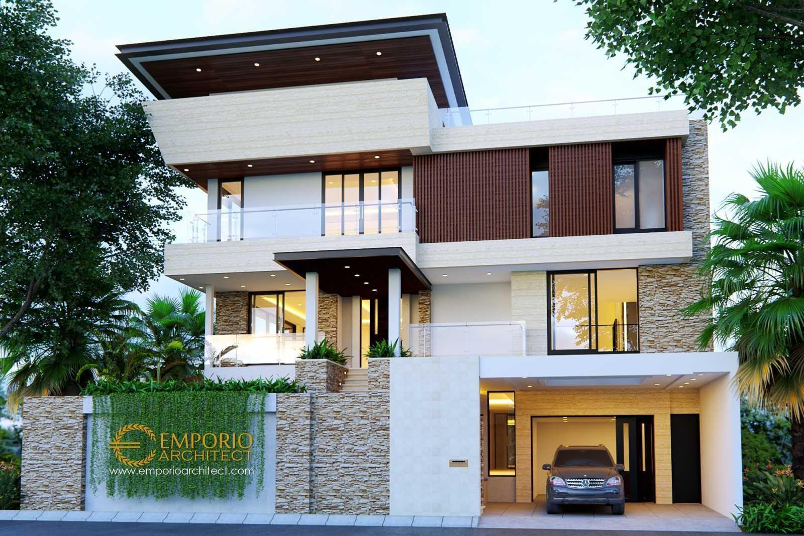 Emporio Architect Desain Rumah Modern Tropis 479 @ Tangerang Tangerang, Kota Tangerang, Banten, Indonesia Tangerang, Kota Tangerang, Banten, Indonesia Emporio-Architect-Desain-Rumah-Modern-Tropis-479-Tangerang Modern  77108