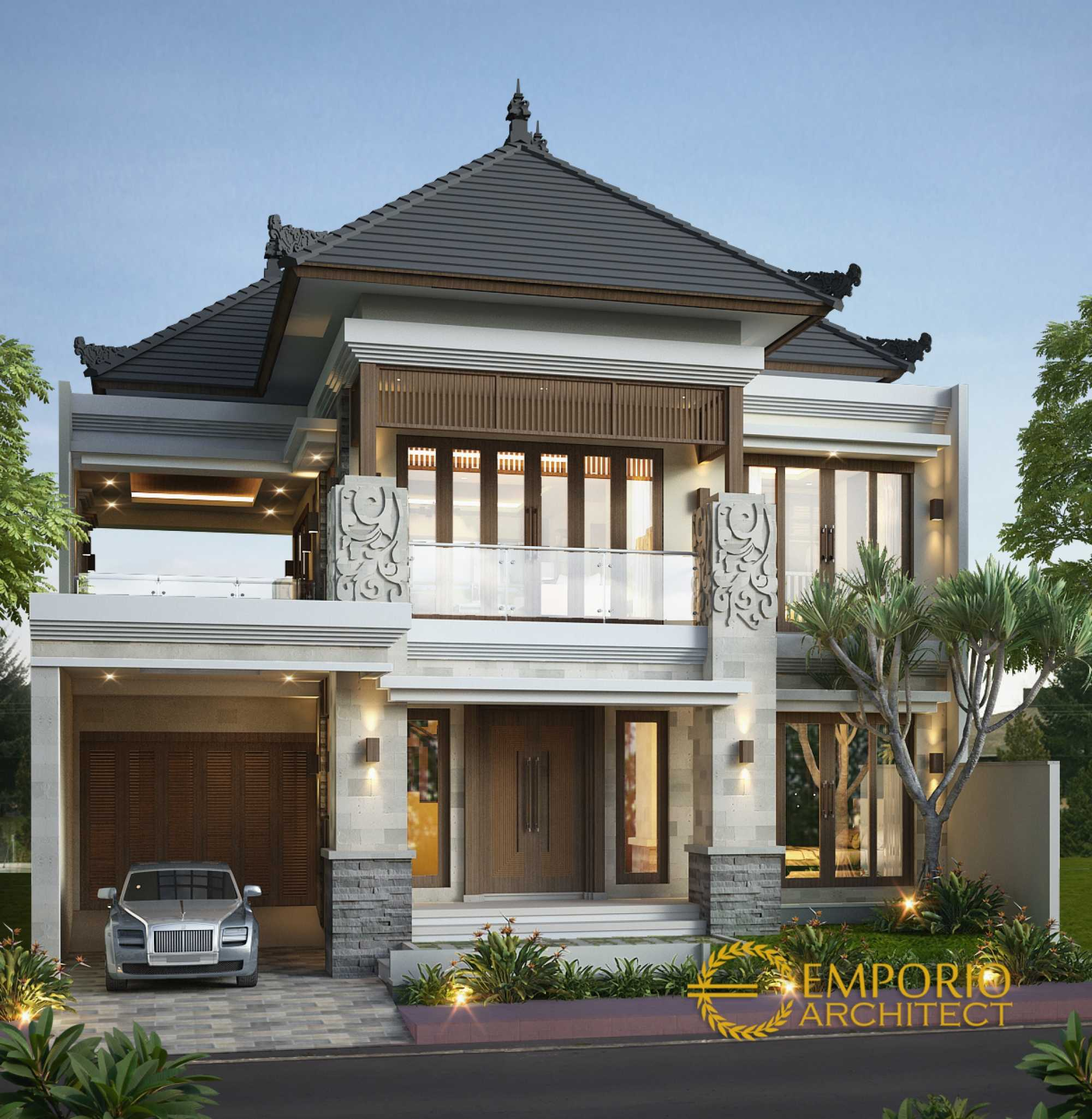 Photo Emporio Architect Desain Rumah Villa Bali Tropis 430 Kuta Bali Desain Rumah Villa Bali Tropis 430 Kuta Bali 3 Desain Arsitek Oleh Emporio Architect Arsitag