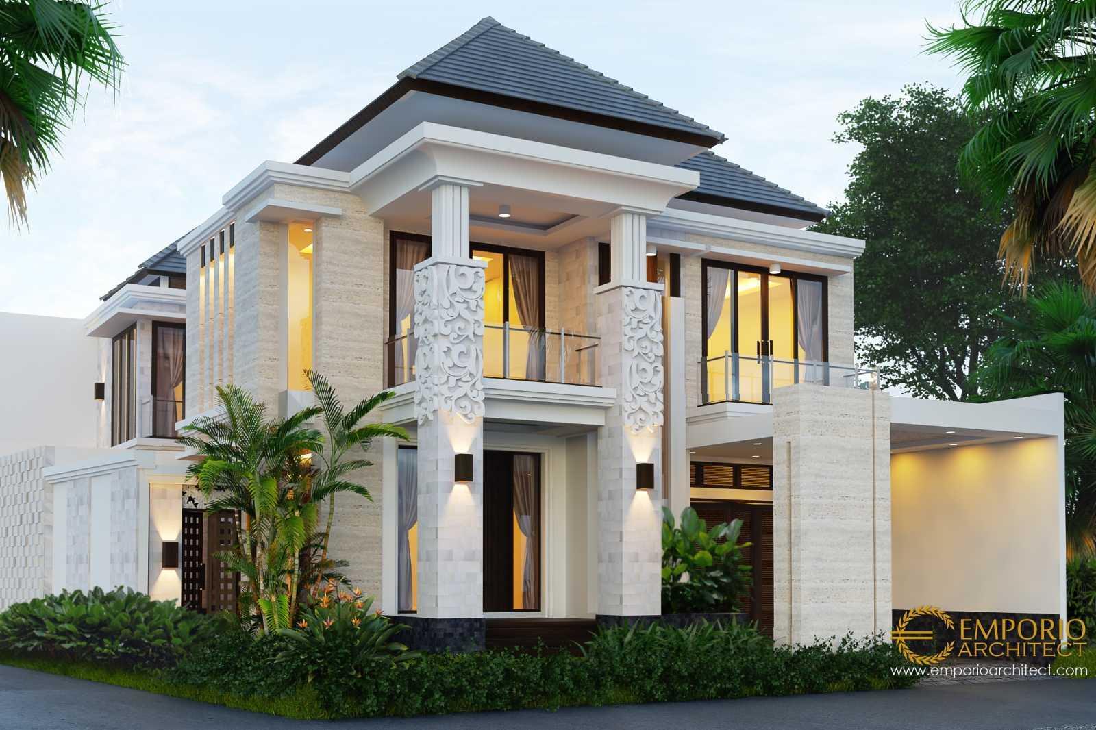 Emporio Architect Desain Rumah Villa Bali Tropis 447 @ Sanur, Bali Sanur, Kec. Denpasar Sel., Kota Denpasar, Bali, Indonesia Sanur, Kec. Denpasar Sel., Kota Denpasar, Bali, Indonesia Emporio-Architect-Desain-Rumah-Villa-Bali-Tropis-447-Sanur-Bali Tropical  77847