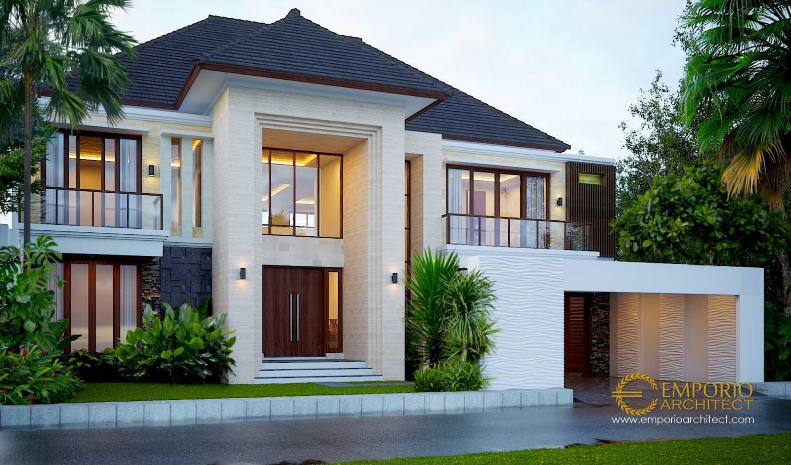 Emporio Architect Desain Rumah Modern Tropis 529 @ Sumatera Utara Sumatera Utara, Indonesia Sumatera Utara, Indonesia Emporio-Architect-Desain-Rumah-Modern-Tropis-529-Sumatera-Utara Modern  77959