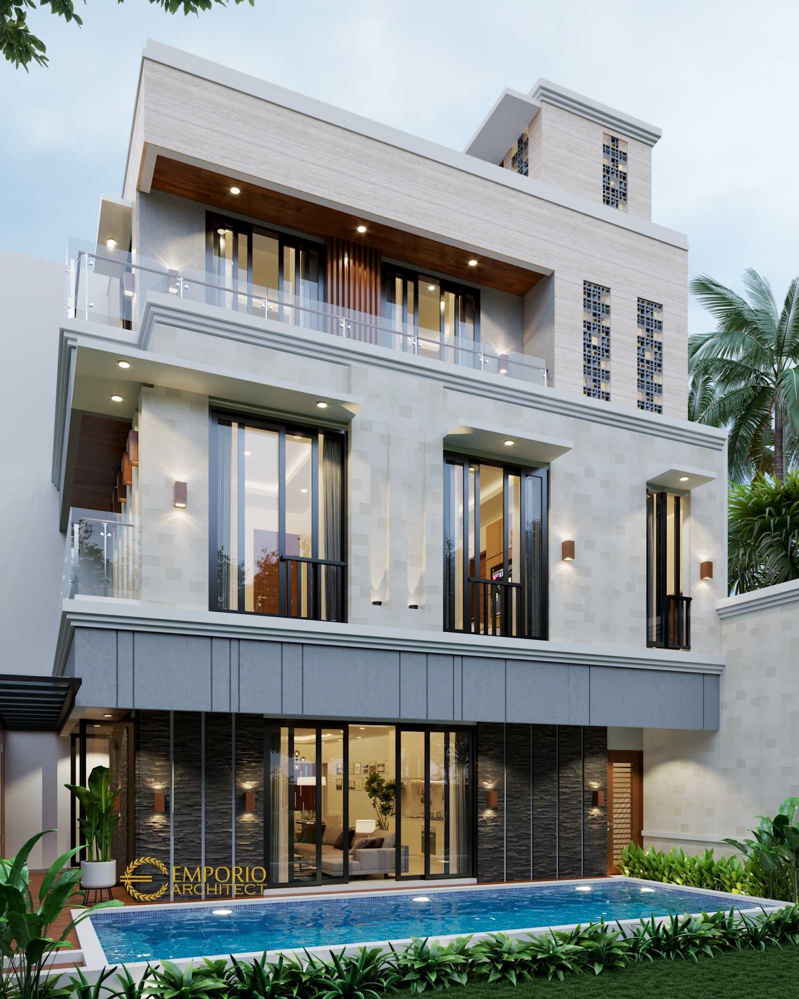Emporio Architect Desain Rumah Modern Tropis 618 @ Tangerang Tangerang, Kota Tangerang, Banten, Indonesia Tangerang, Kota Tangerang, Banten, Indonesia Emporio-Architect-Desain-Rumah-Modern-Tropis-618-Tangerang   78178