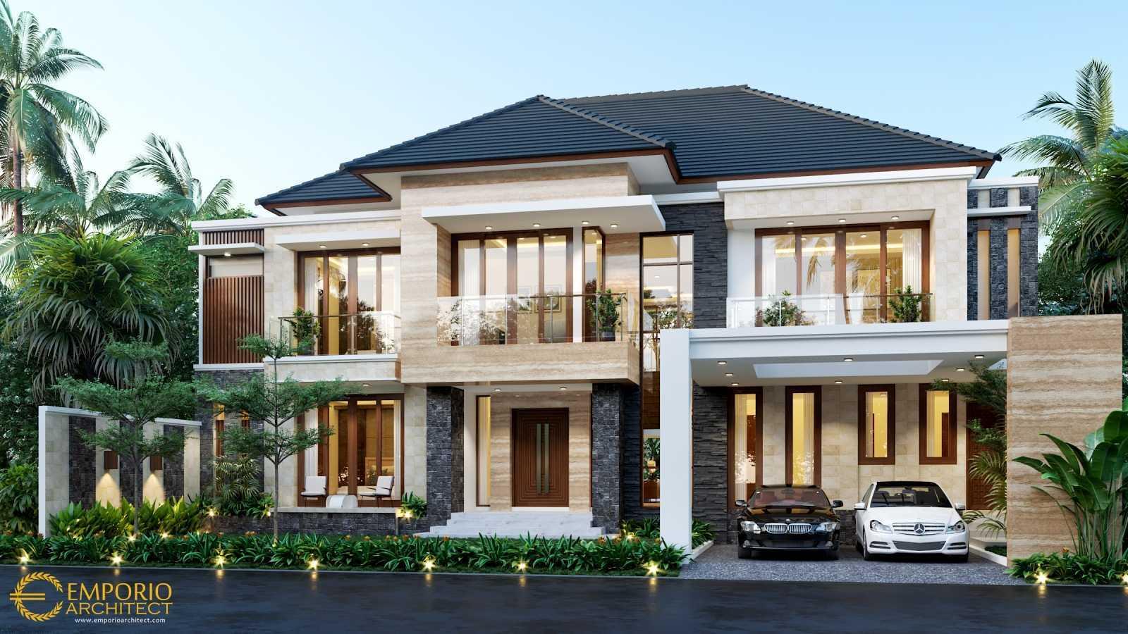 Emporio Architect Desain Rumah Modern Tropis 541 @ Sulawesi Sulawesi, Indonesia Sulawesi, Indonesia Emporio-Architect-Desain-Rumah-Modern-Tropis-541-Sulawesi   78184