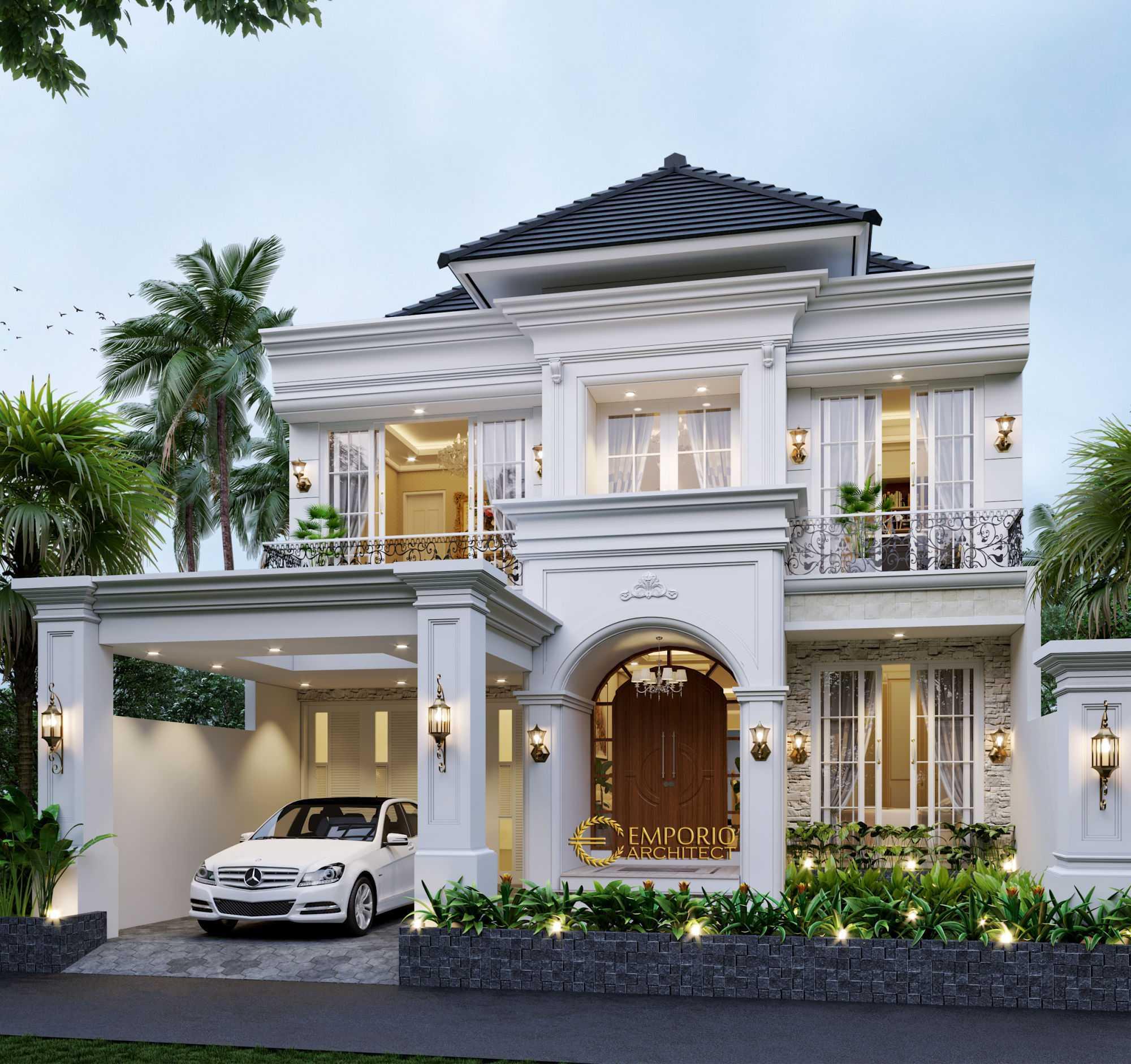 Emporio Architect Jasa Arsitek Aceh Desain Rumah Mediteran Tropis 660 @ Aceh Aceh, Indonesia Aceh, Indonesia Emporio-Architect-Jasa-Arsitek-Aceh-Desain-Rumah-Mediteran-Tropis-660-Aceh Classic  80677