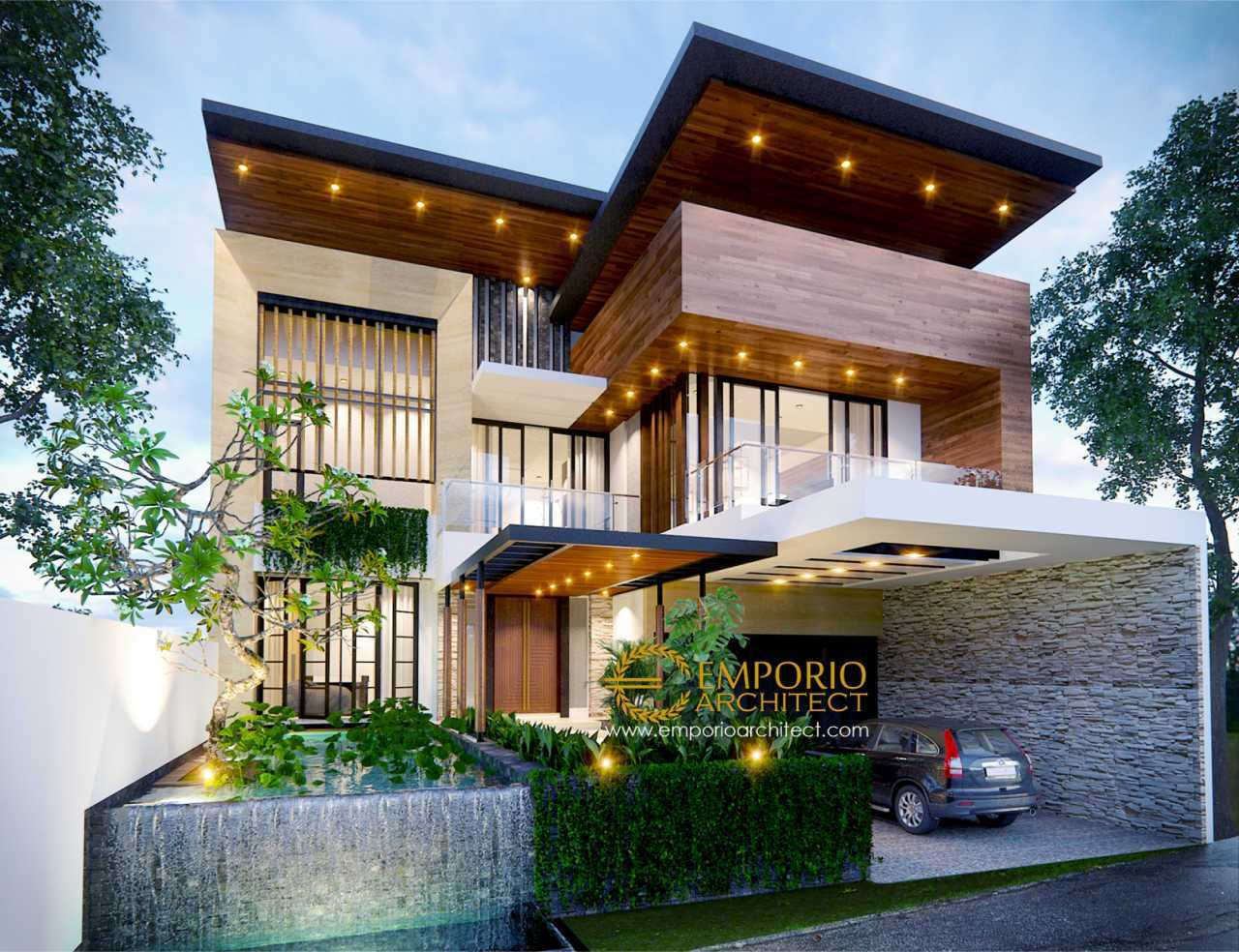 57 Desain Rumah Minimalis Emporio Gratis Terbaik
