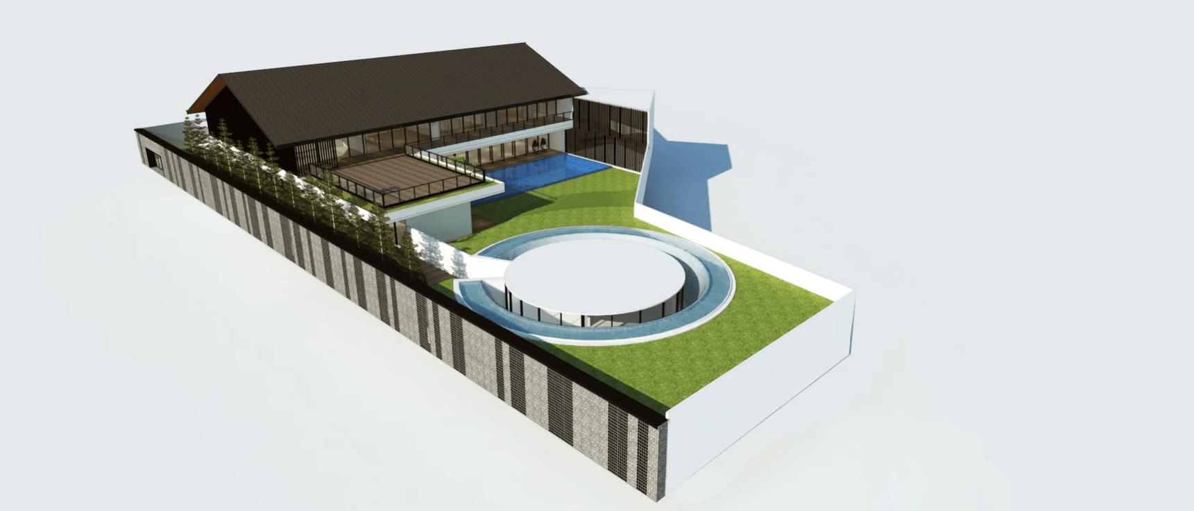 Ari Wibowo Design (Aw.d) Sw House Kec. Sawangan, Kota Depok, Jawa Barat, Indonesia Kec. Sawangan, Kota Depok, Jawa Barat, Indonesia Ari-Wibowo-Design-Awd-Sw-House   96816