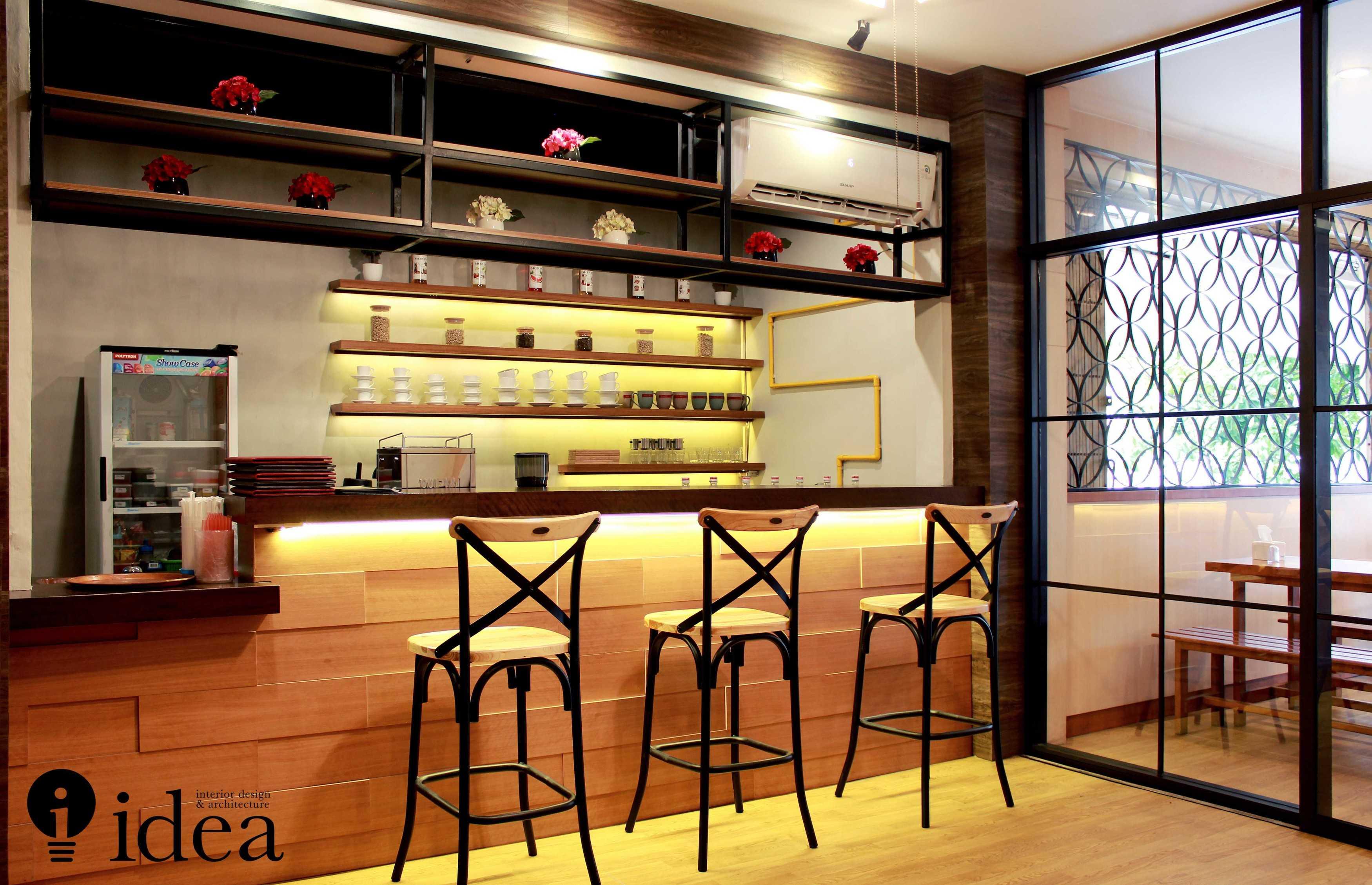 Idea Studio Coffee Bar - Nyonya Attha Surabaya, Kota Sby, Jawa Timur, Indonesia Surabaya, Kota Sby, Jawa Timur, Indonesia Idea-Studio-Coffee-Bar-Nyonya-Attha  <P>Construction Detail.</p> <P>Built Photo</p> 79938