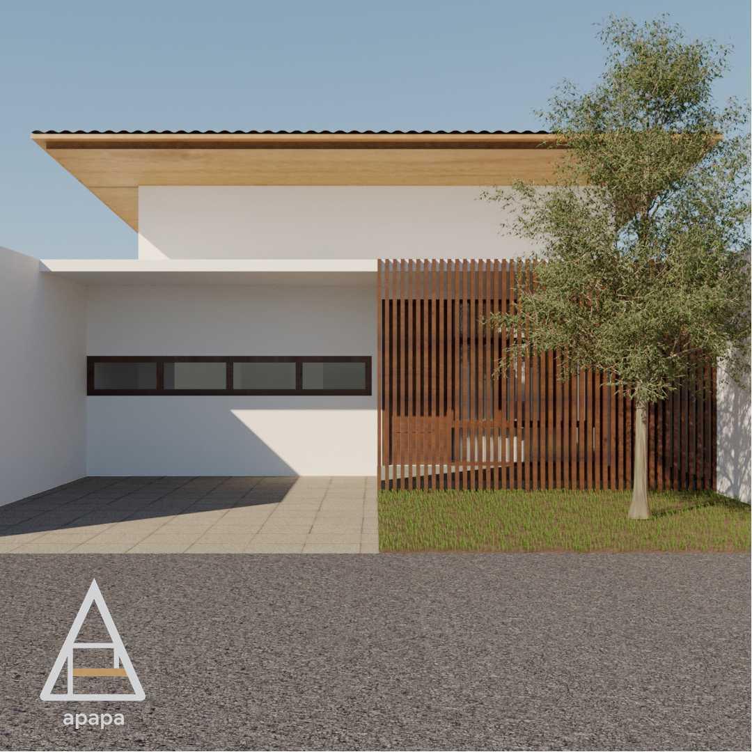 Apapa Studio M House Pekanbaru, Kota Pekanbaru, Riau, Indonesia Pekanbaru, Kota Pekanbaru, Riau, Indonesia Apapa-Studio-M-House   80471