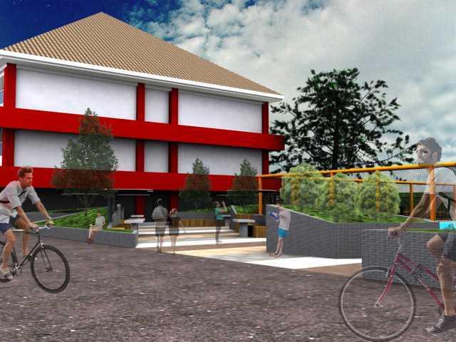 Jerry M. Febrino Community Center, Jayabaya University Cimanggis, Kota Depok, Jawa Barat, Indonesia Cimanggis, Kota Depok, Jawa Barat, Indonesia Jerry-M-Febrino-Community-Center-Jayabaya-University Modern  59681