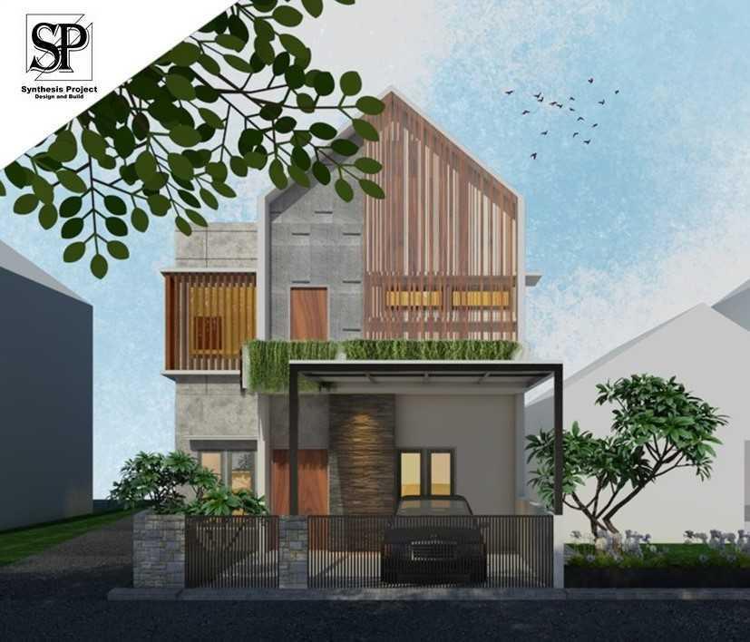 Syntehsis Project Pojok House Kec. Cipondoh, Kota Tangerang, Banten, Indonesia Kec. Cipondoh, Kota Tangerang, Banten, Indonesia Pojok House Contemporary  81918