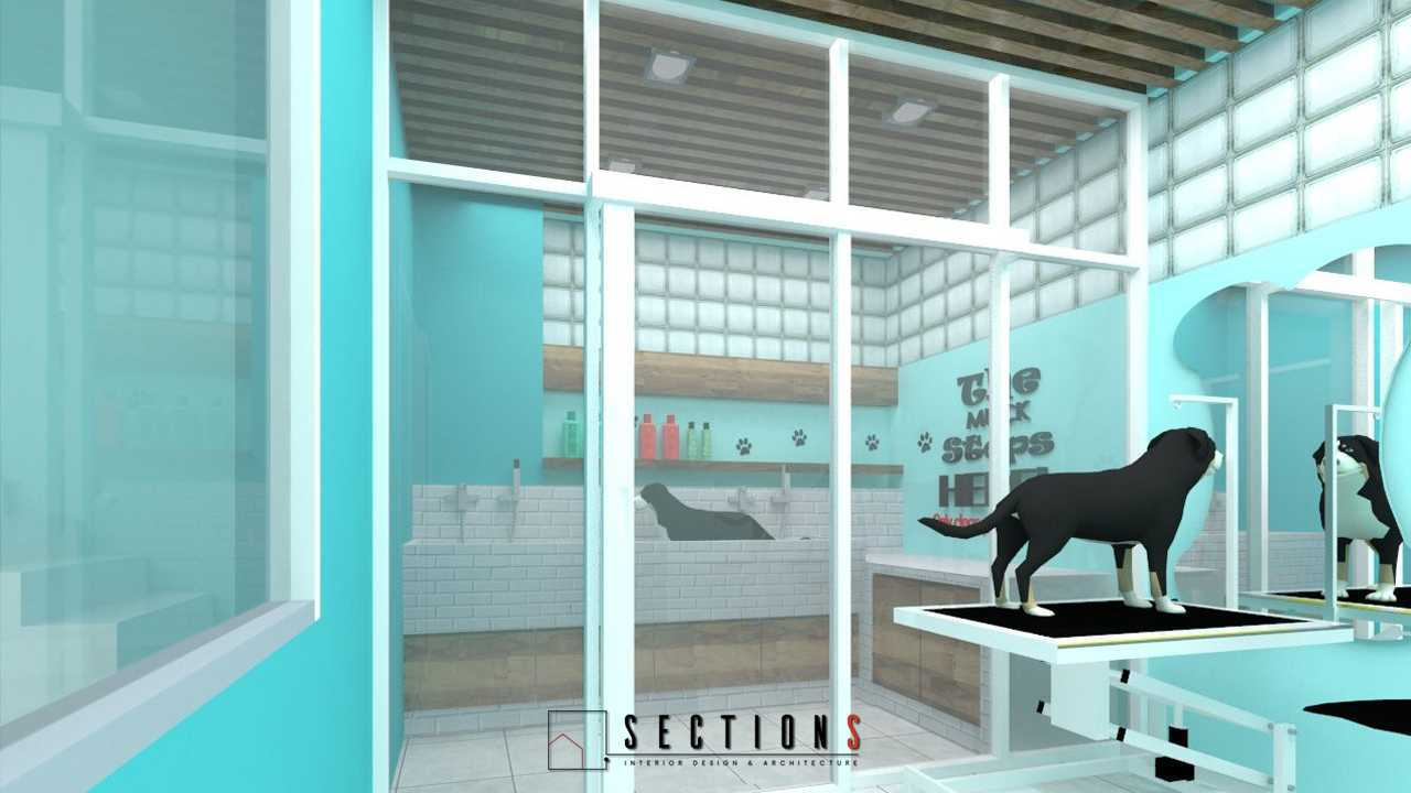 Sections Design & Architecture Pet Shop Project  (Ms Michelle, Serpong) Jl. Boulevard Raya Gading Serpong, Klp. Dua, Kec. Klp. Dua, Tangerang, Banten, Indonesia Jl. Boulevard Raya Gading Serpong, Klp. Dua, Kec. Klp. Dua, Tangerang, Banten, Indonesia Sections-Design-Architecture-Pet-Shop   85166