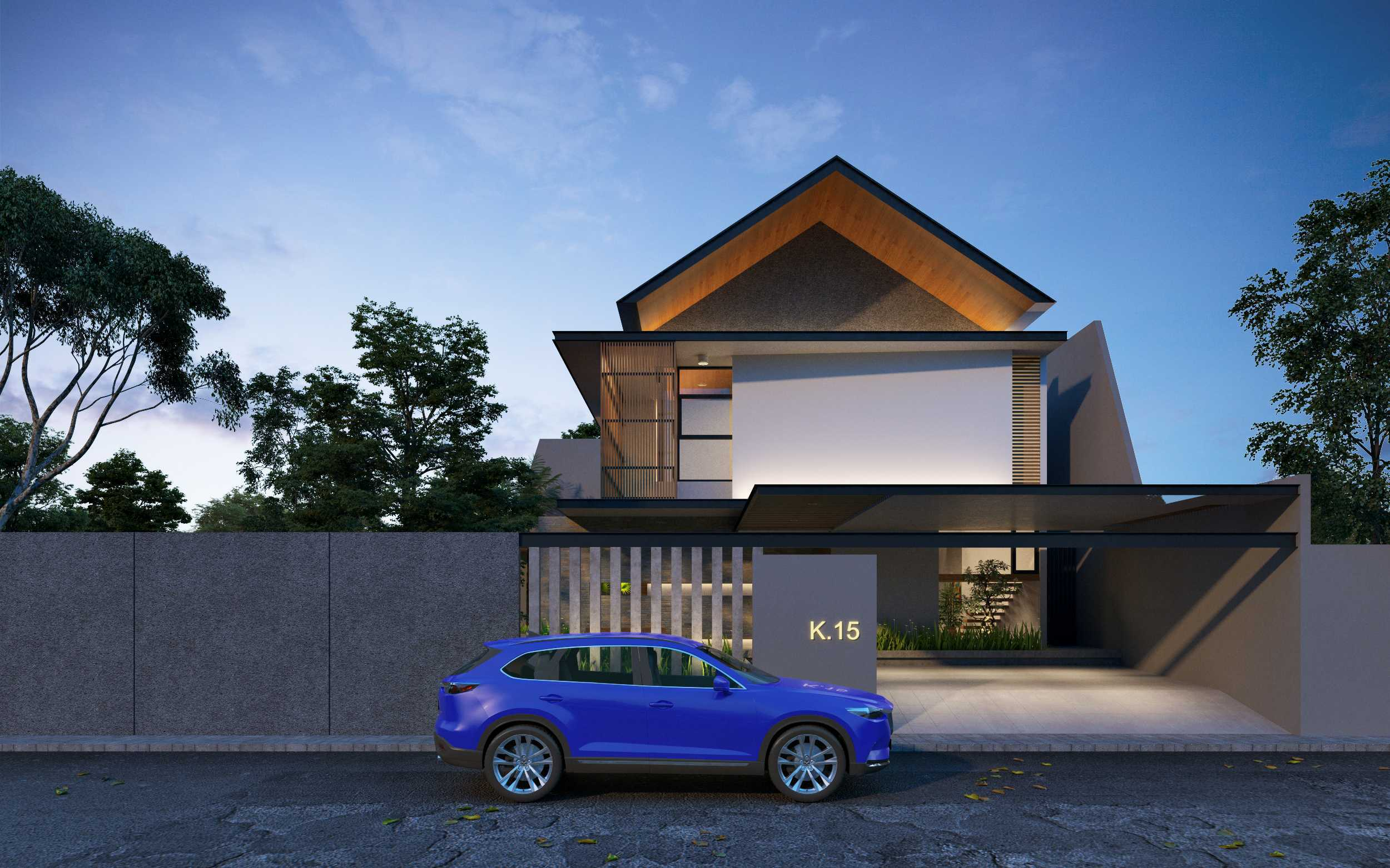 Erwin Kusuma K-15 House Ciumbuleuit, Cidadap, Kota Bandung, Jawa Barat, Indonesia Ciumbuleuit, Cidadap, Kota Bandung, Jawa Barat, Indonesia Erwin-Kusuma-K-15-House   70276