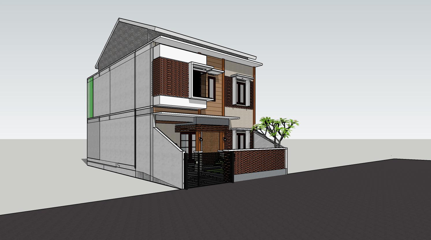Mth29 Design [Design] Dr House - Bogor Bogor, Jawa Barat, Indonesia Bogor, Jawa Barat, Indonesia Mth29-Design-Dr-House-Bogor Tropical <P>Ini Merupakan 3D Eeksterior Rumah, Menunjukkan Bentuk Bangunan Secara Keseluruhan.</p> 109376