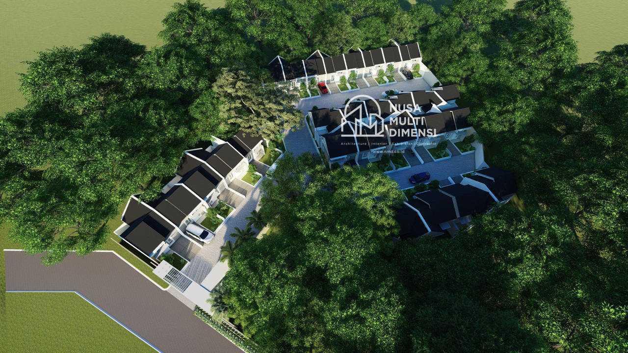 Nusa Multi Dimensi Residential Cibinong, Bogor, Jawa Barat, Indonesia Ciomas, Bogor, Jawa Barat, Indonesia Nusa-Multi-Dimensi-Residential   92370