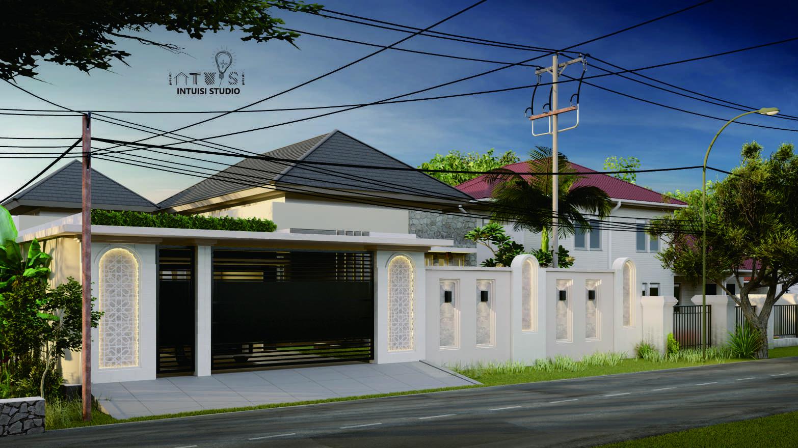 Intuisi Studio Desain Pagar Kabupaten Jombang, Jawa Timur, Indonesia Kabupaten Jombang, Jawa Timur, Indonesia Intuisi-Studio-Desain-Pagar   133003