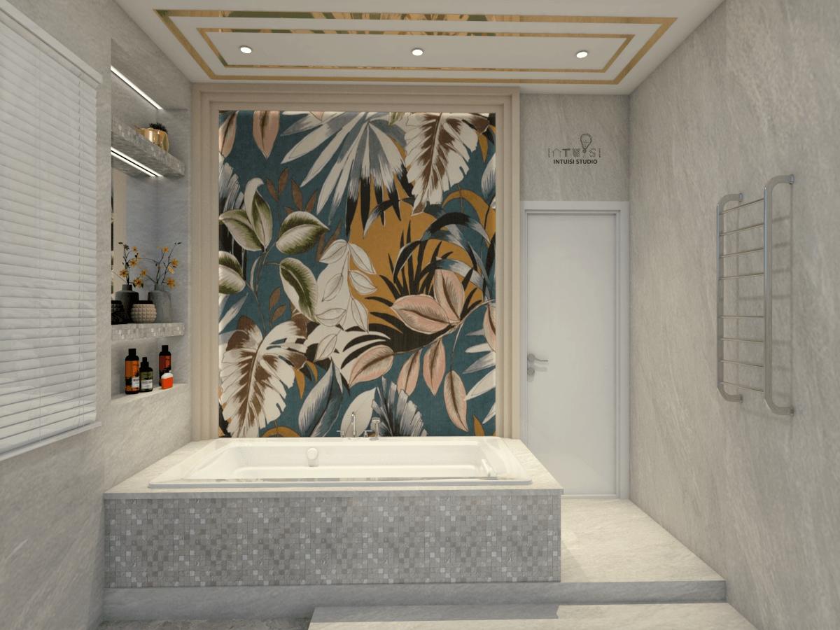 Intuisi Studio Master Bathroom - Mr. F Kabupaten Jombang, Jawa Timur, Indonesia Kabupaten Jombang, Jawa Timur, Indonesia Intuisi-Studio-Master-Bathroom-Mr-F   133011