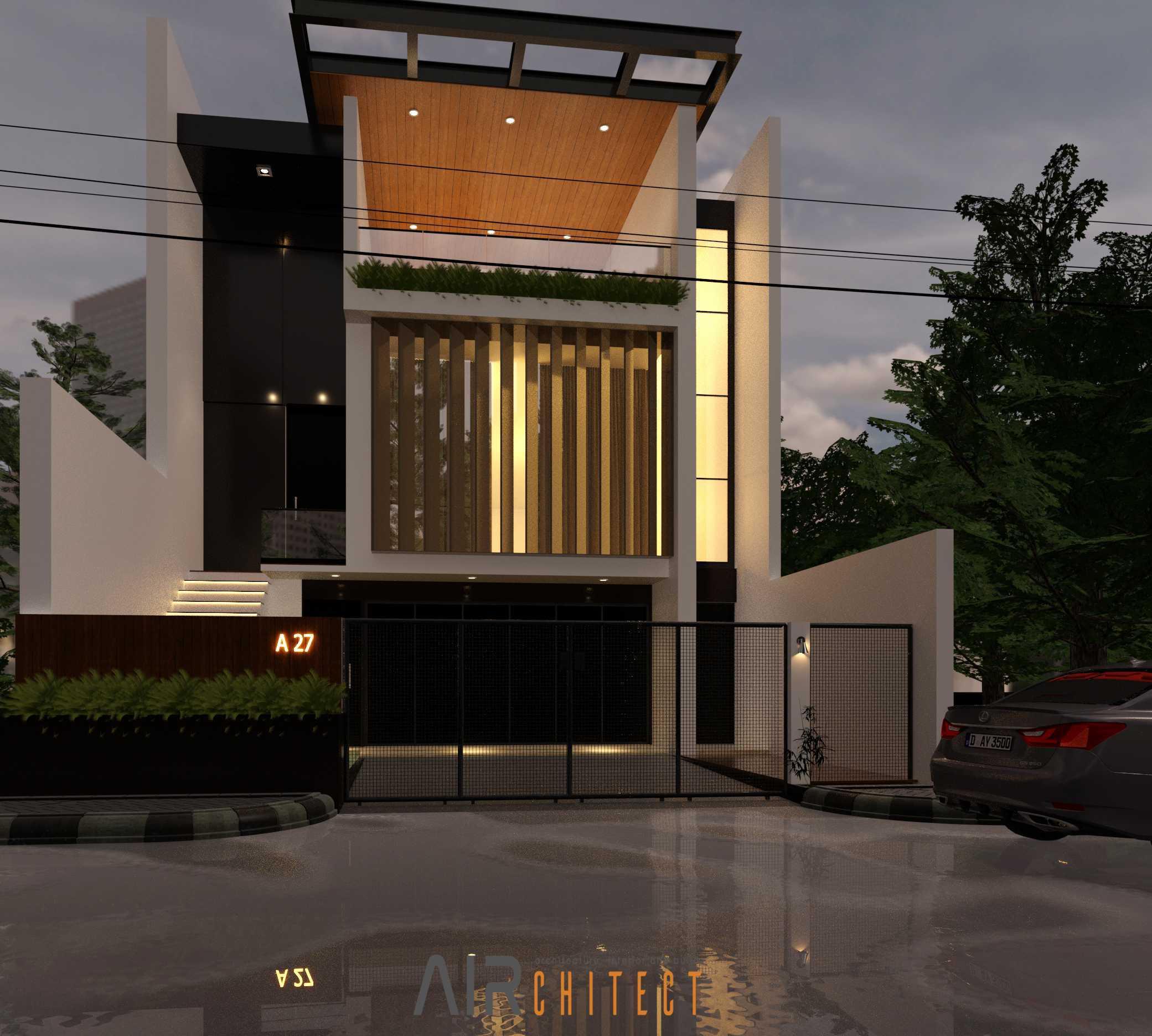 Airchitect Rumah 2 Lantai Jakarta, Daerah Khusus Ibukota Jakarta, Indonesia Jakarta, Daerah Khusus Ibukota Jakarta, Indonesia Airchitect-Rumah-2-Lantai   85106