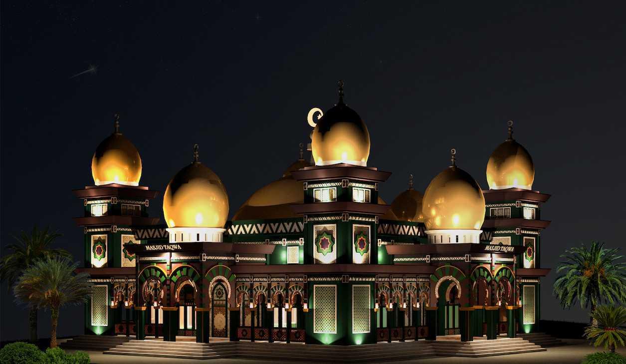Axis Citra Pama / Axis&m Architects Taqwa Mosque Manduamas, Kabupaten Tapanuli Tengah, Sumatera Utara, Indonesia Manduamas, Kabupaten Tapanuli Tengah, Sumatera Utara, Indonesia Axis-Citra-Pama-Axism-Architects-Taqwa-Mosque   60517