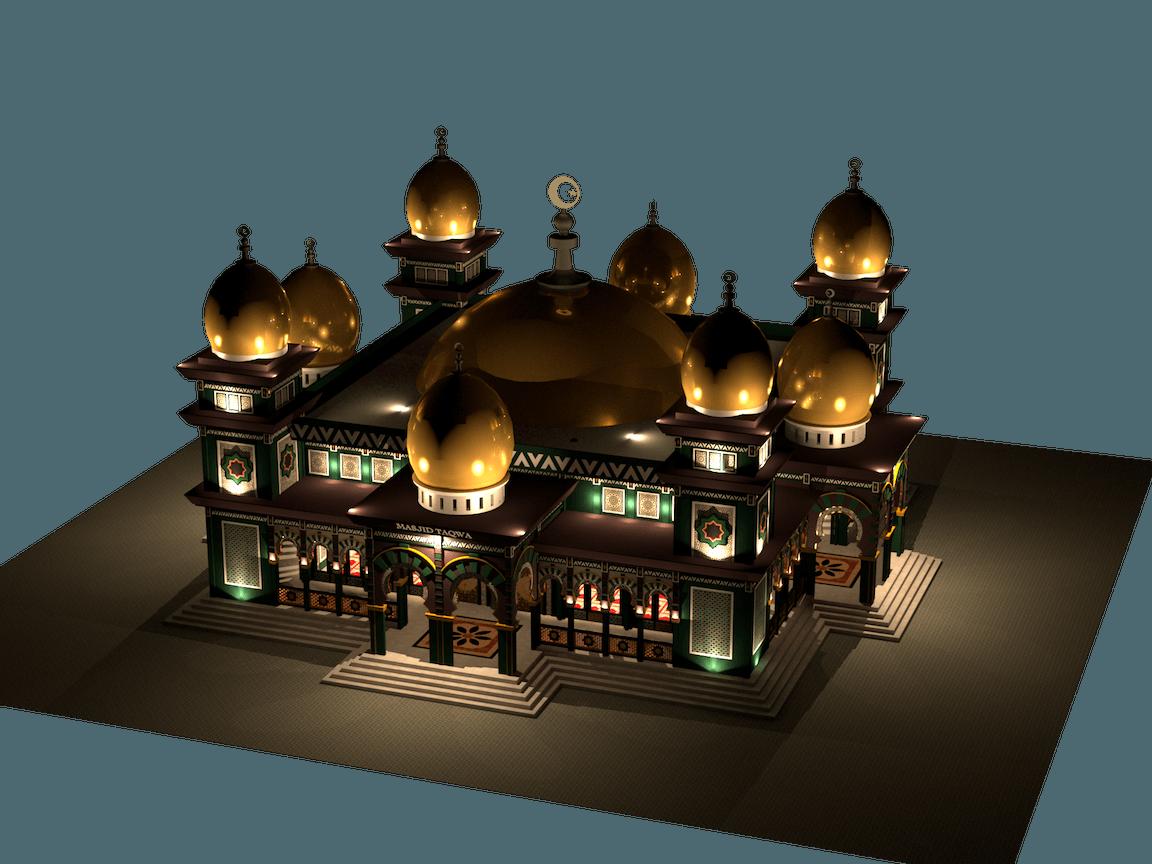 Axis Citra Pama / Axis&m Architects Taqwa Mosque Manduamas, Kabupaten Tapanuli Tengah, Sumatera Utara, Indonesia Manduamas, Kabupaten Tapanuli Tengah, Sumatera Utara, Indonesia Axis-Citra-Pama-Axism-Architects-Taqwa-Mosque   60518