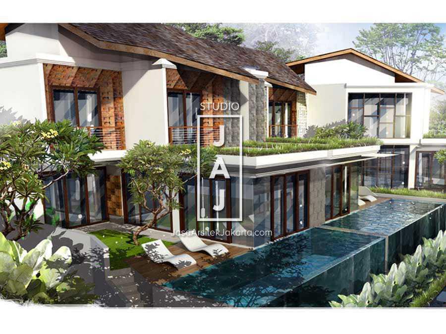 Studio Jaj Jasa Arsitek Bali, Villa Kampi Kuta Selatan, South Kuta, Badung Regency, Bali, Indonesia Kuta Selatan, South Kuta, Badung Regency, Bali, Indonesia Eksterior   87503