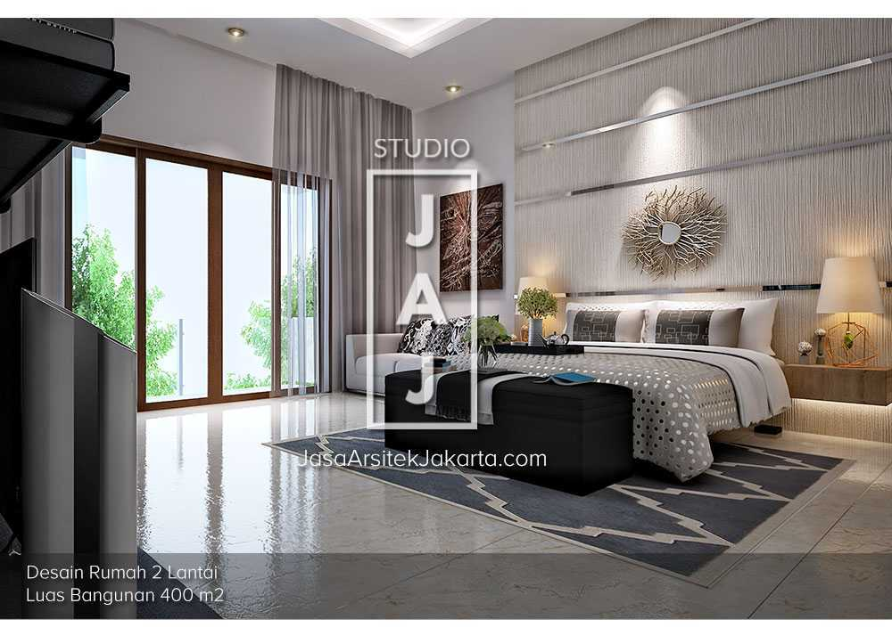 Studio Jaj Jasa Arsitek Jakarta Rumah 2 Lantai Style Bali Modern Jakarta, Daerah Khusus Ibukota Jakarta, Indonesia Jakarta, Daerah Khusus Ibukota Jakarta, Indonesia Kamae Modern  88095