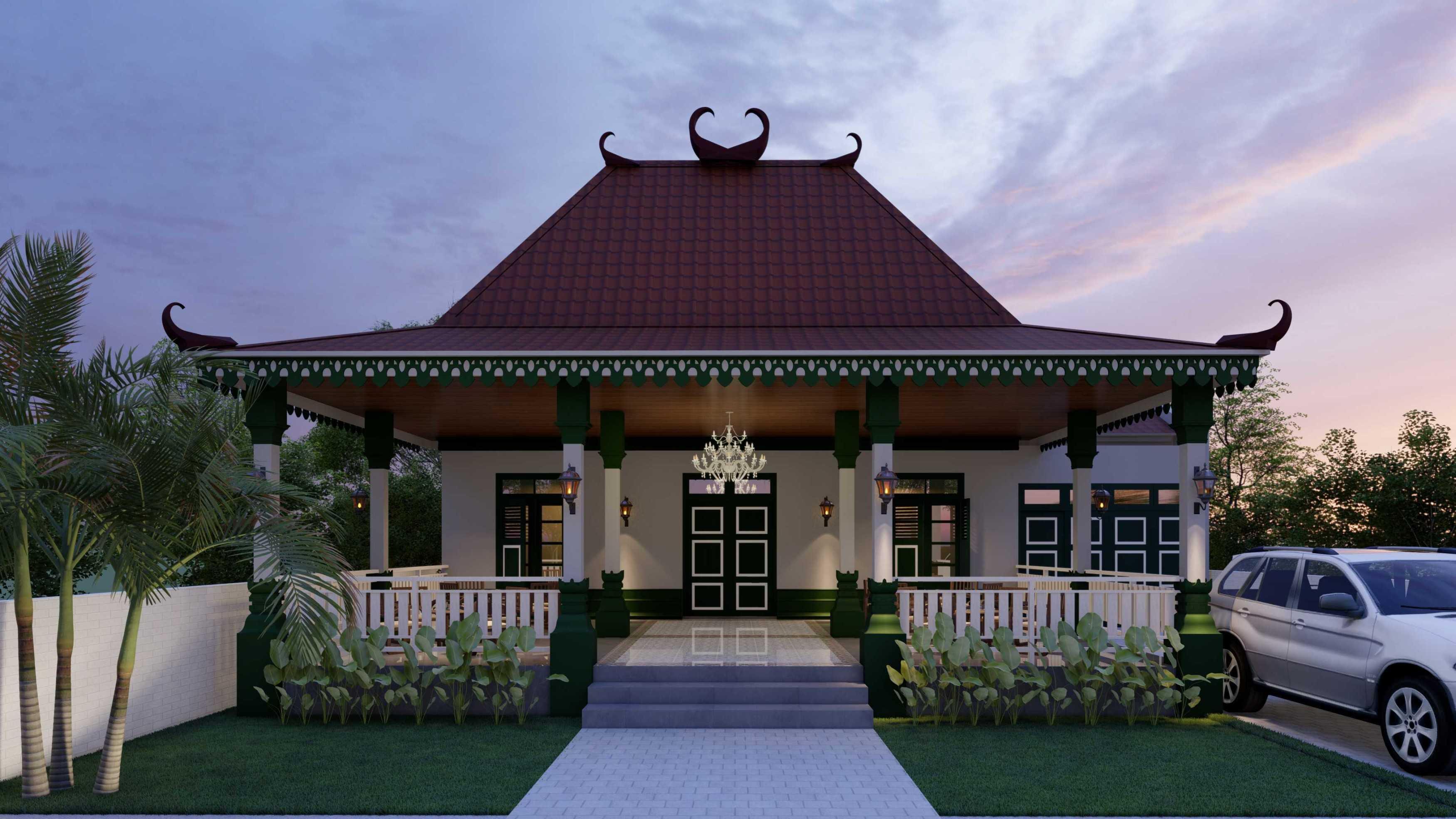 R+ Studio Rumah Joglo - Batang - Jawa Tengah Kabupaten Batang, Jawa Tengah, Indonesia Kabupaten Batang, Jawa Tengah, Indonesia R-Studio-Rumah-Joglo   121804