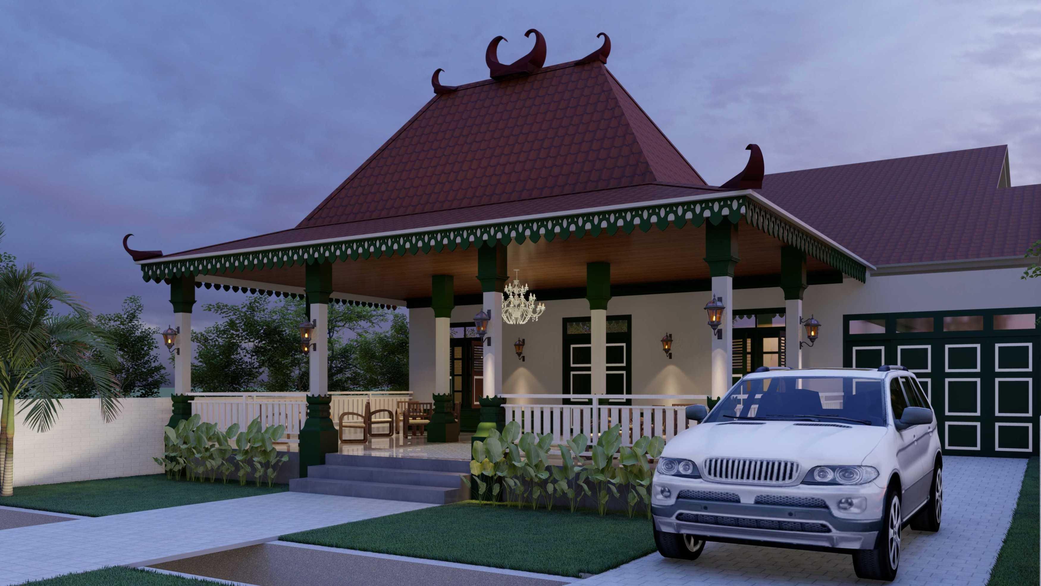R+ Studio Rumah Joglo - Batang - Jawa Tengah Kabupaten Batang, Jawa Tengah, Indonesia Kabupaten Batang, Jawa Tengah, Indonesia R-Studio-Rumah-Joglo   121806