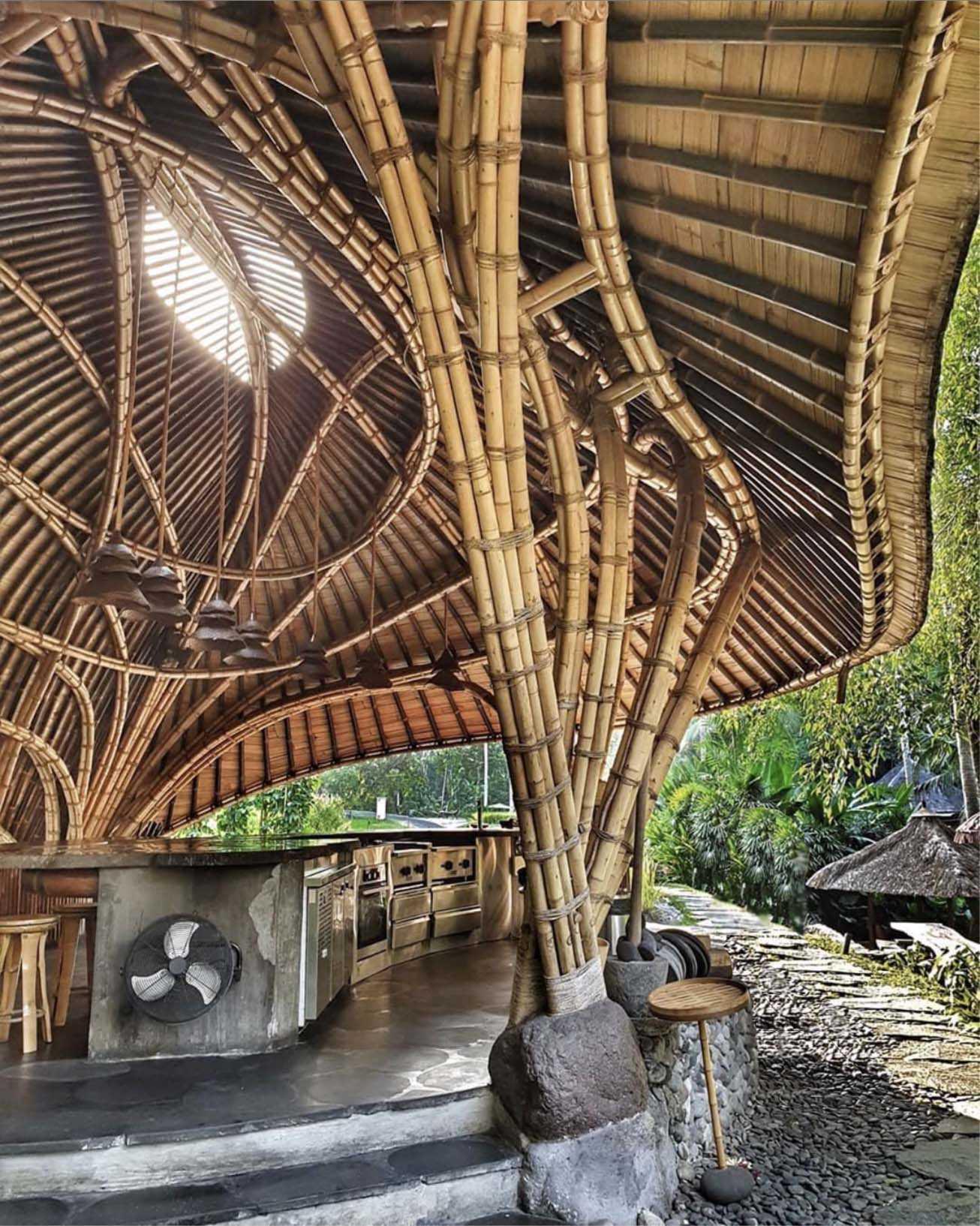 Agung Budi Raharsa | Architecture & Engineering Sokasi Bamboo Cooking Class / School - Bali Bali, Indonesia Bali, Indonesia Agung-Budi-Raharsa-Sokasi-Cooking-Class-School-Bali   88751
