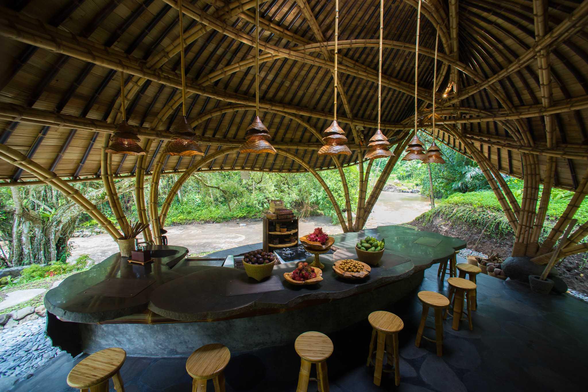 Agung Budi Raharsa | Architecture & Engineering Sokasi Bamboo Cooking Class / School - Bali Bali, Indonesia Bali, Indonesia Agung-Budi-Raharsa-Sokasi-Cooking-Class-School-Bali   88754