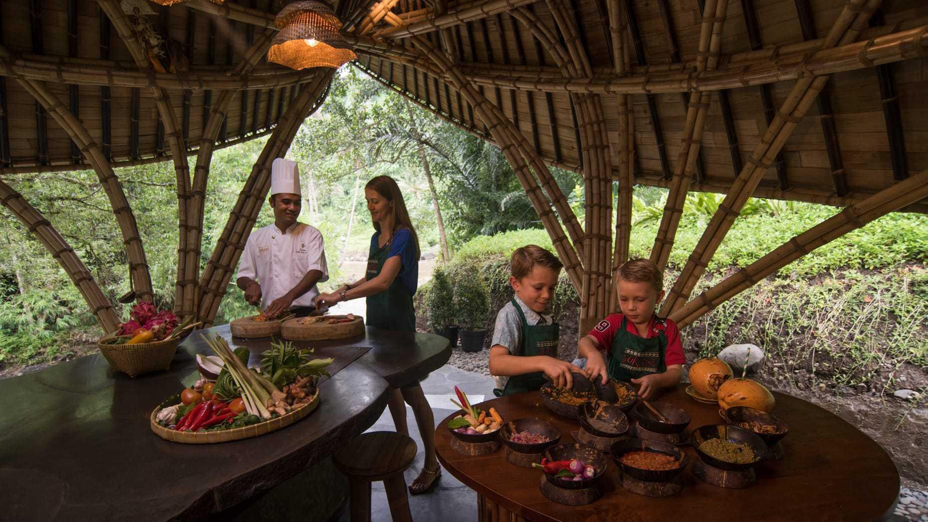 Agung Budi Raharsa   Architecture & Engineering Sokasi Bamboo Cooking Class / School - Bali Bali, Indonesia Bali, Indonesia Agung-Budi-Raharsa-Sokasi-Cooking-Class-School-Bali   88759