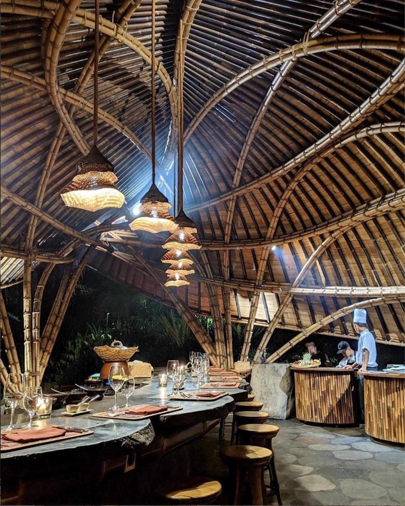 Agung Budi Raharsa | Architecture & Engineering Sokasi Bamboo Cooking Class / School - Bali Bali, Indonesia Bali, Indonesia Agung-Budi-Raharsa-Sokasi-Cooking-Class-School-Bali   88762